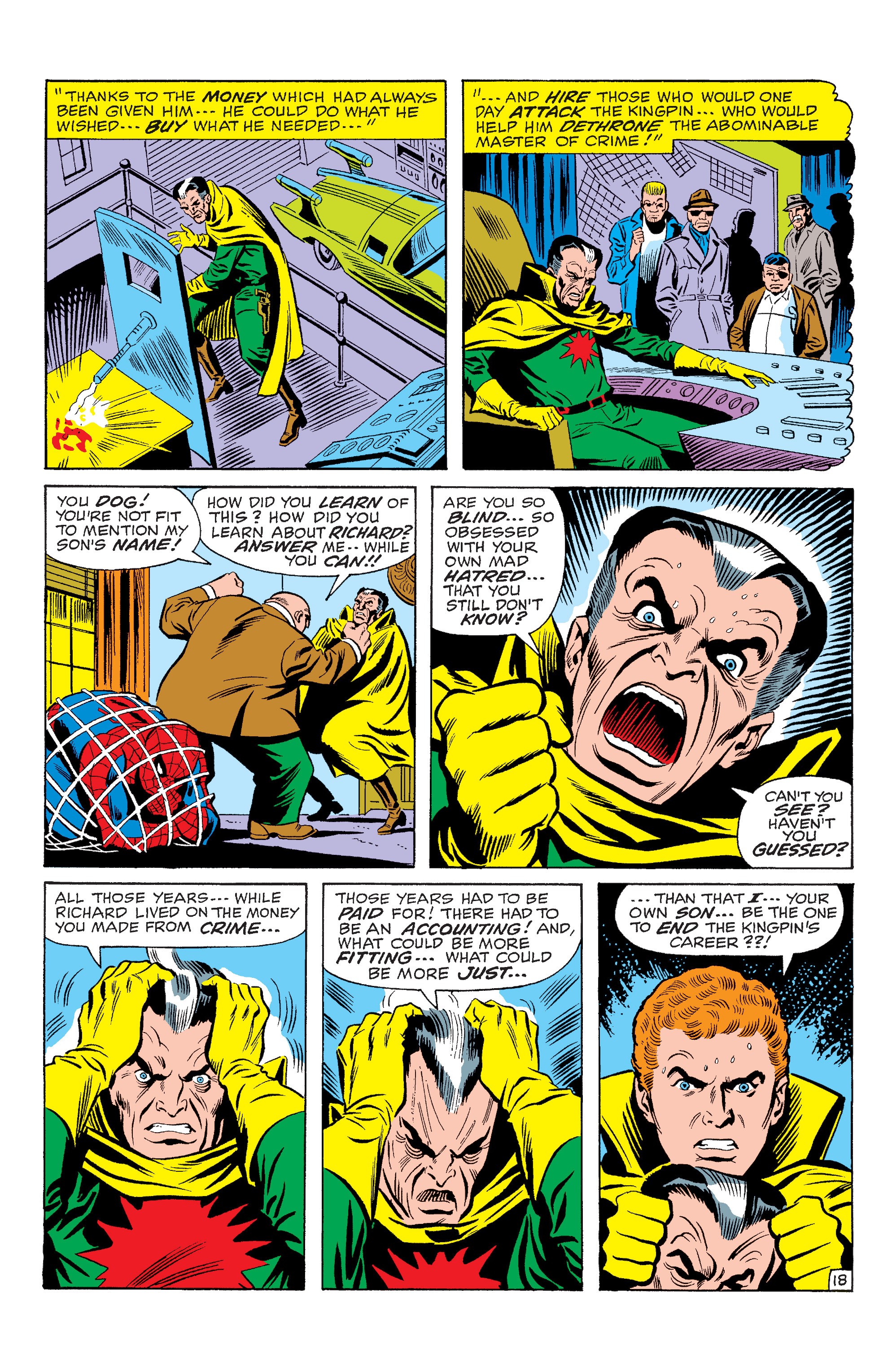 The Amazing Spider-Man (1963) 85 Page 17