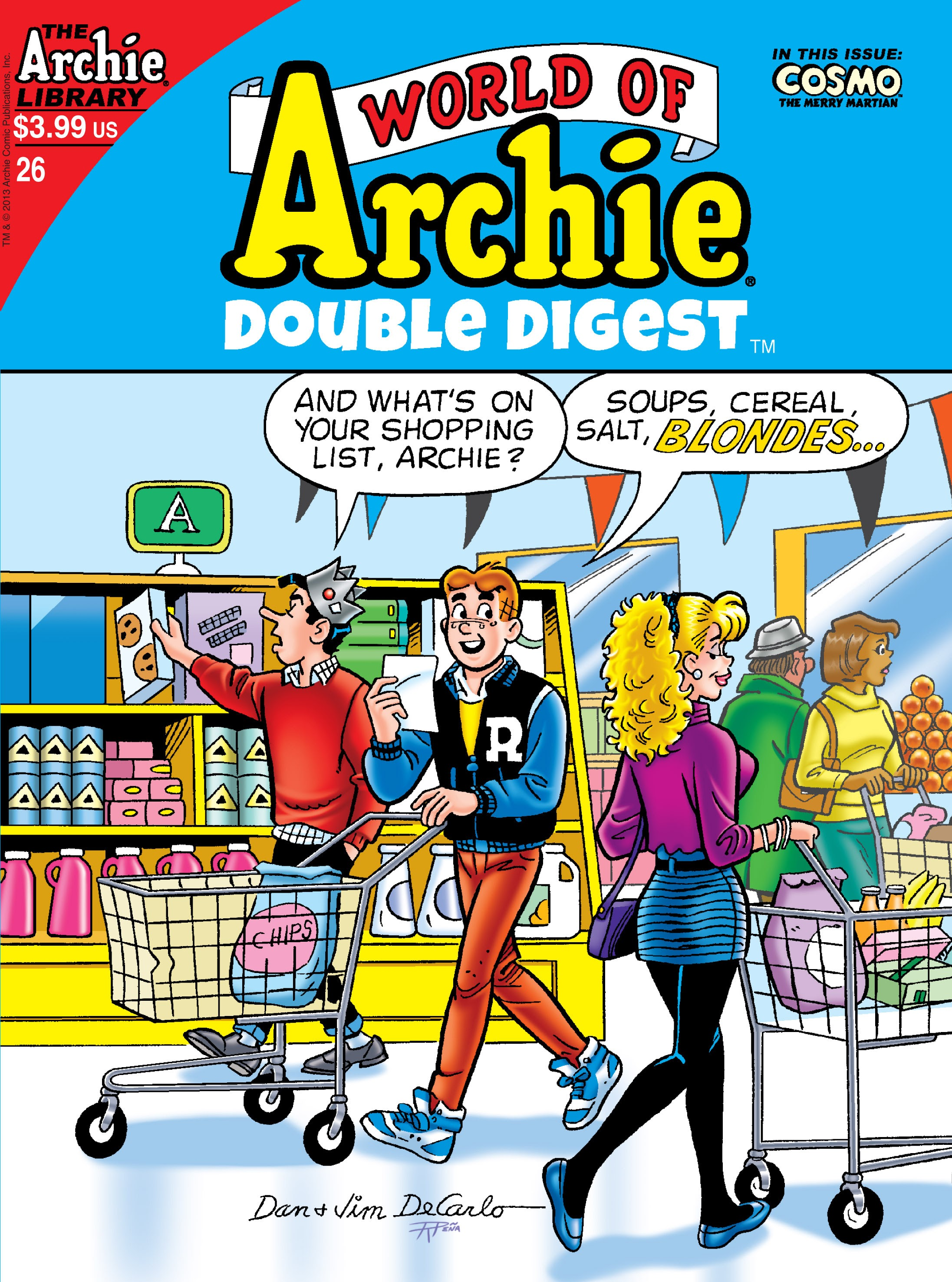 World of Archie Double Digest 26 Page 1