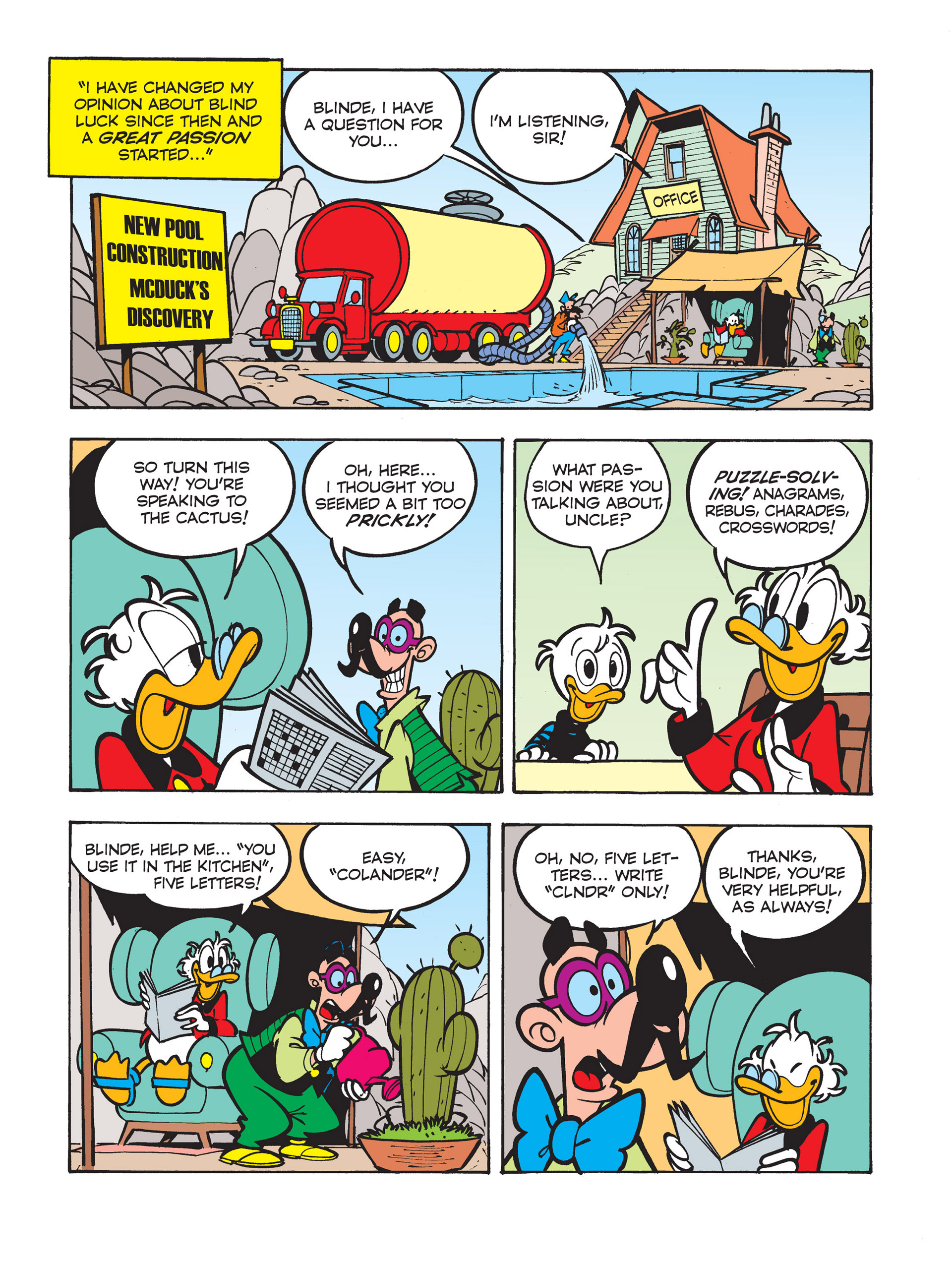Read online All of Scrooge McDuck's Millions comic -  Issue #5 - 23