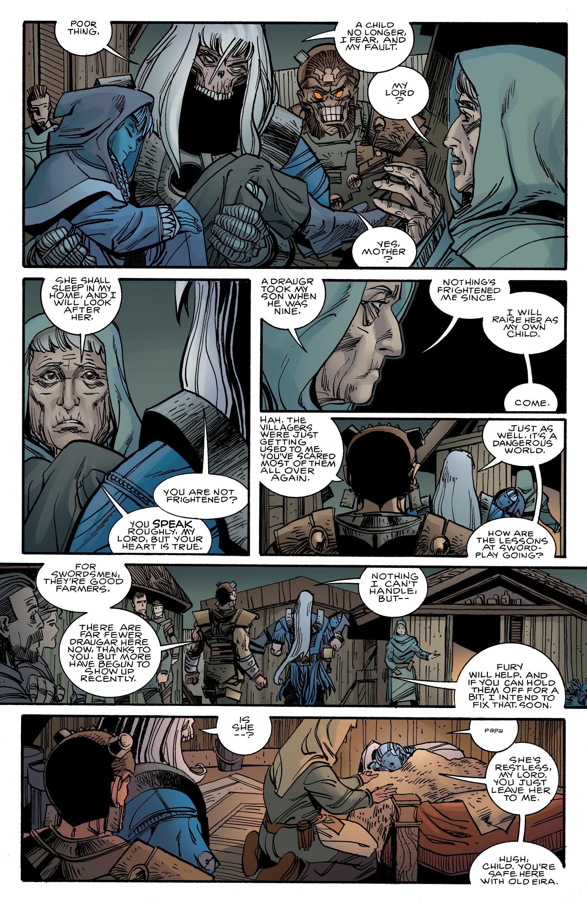 Read online Ragnarok comic -  Issue #12 - 20
