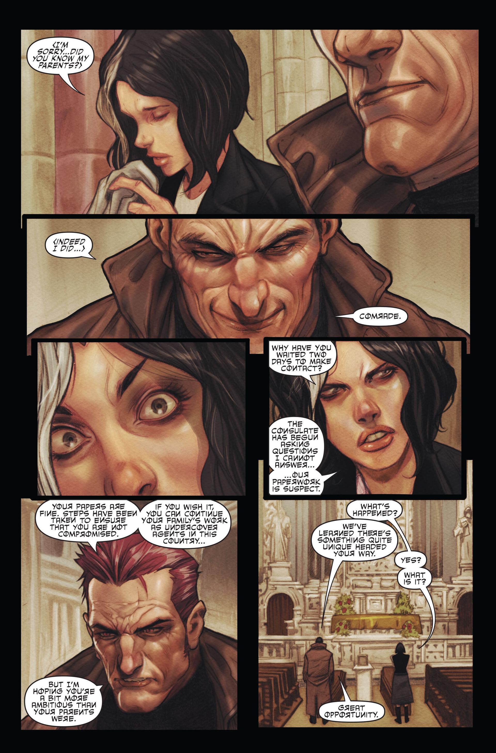 Read online Secret Warriors comic -  Issue #14 - 13