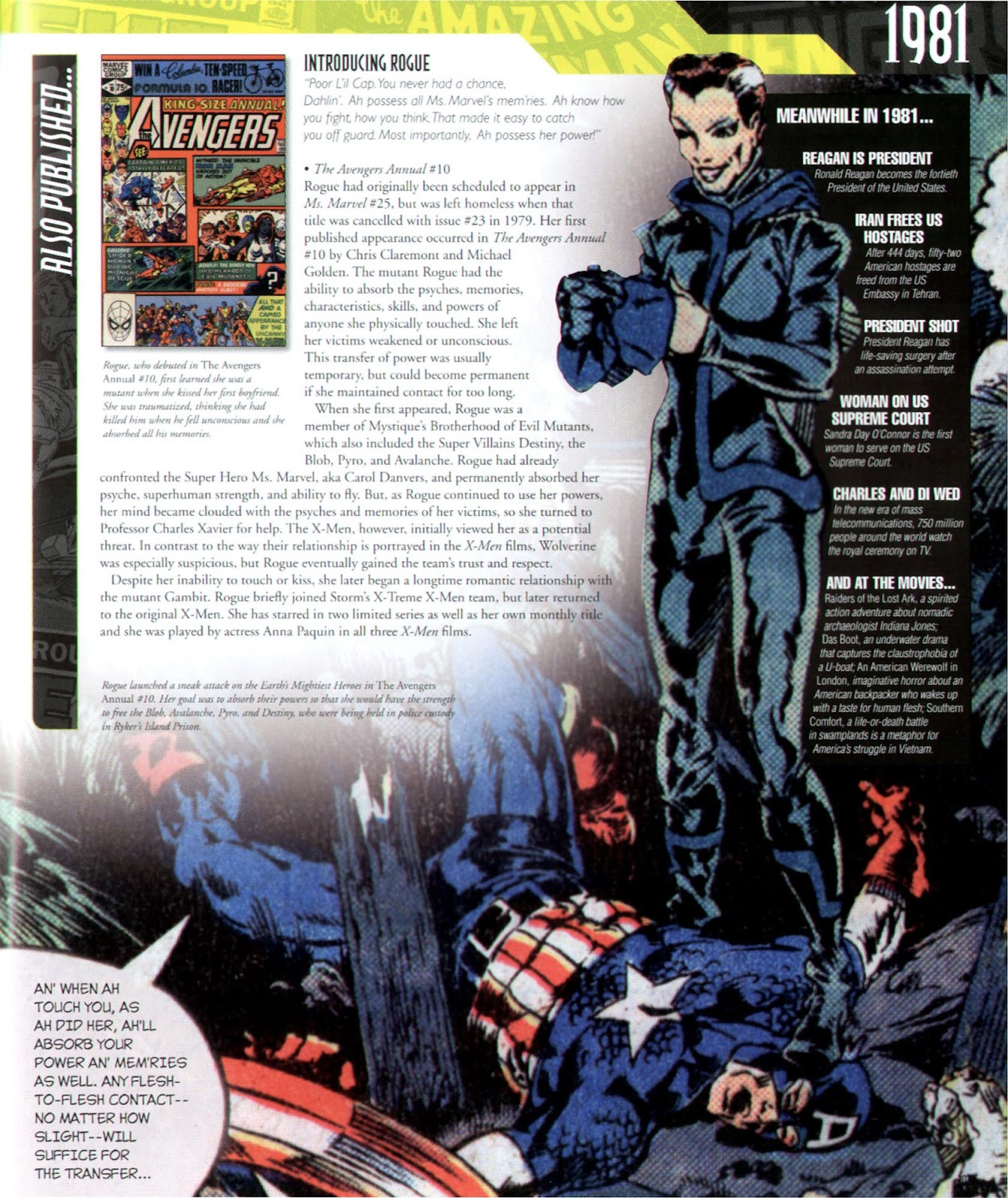 Read online Marvel Chronicle comic -  Issue # TPB (Part 3) - 3