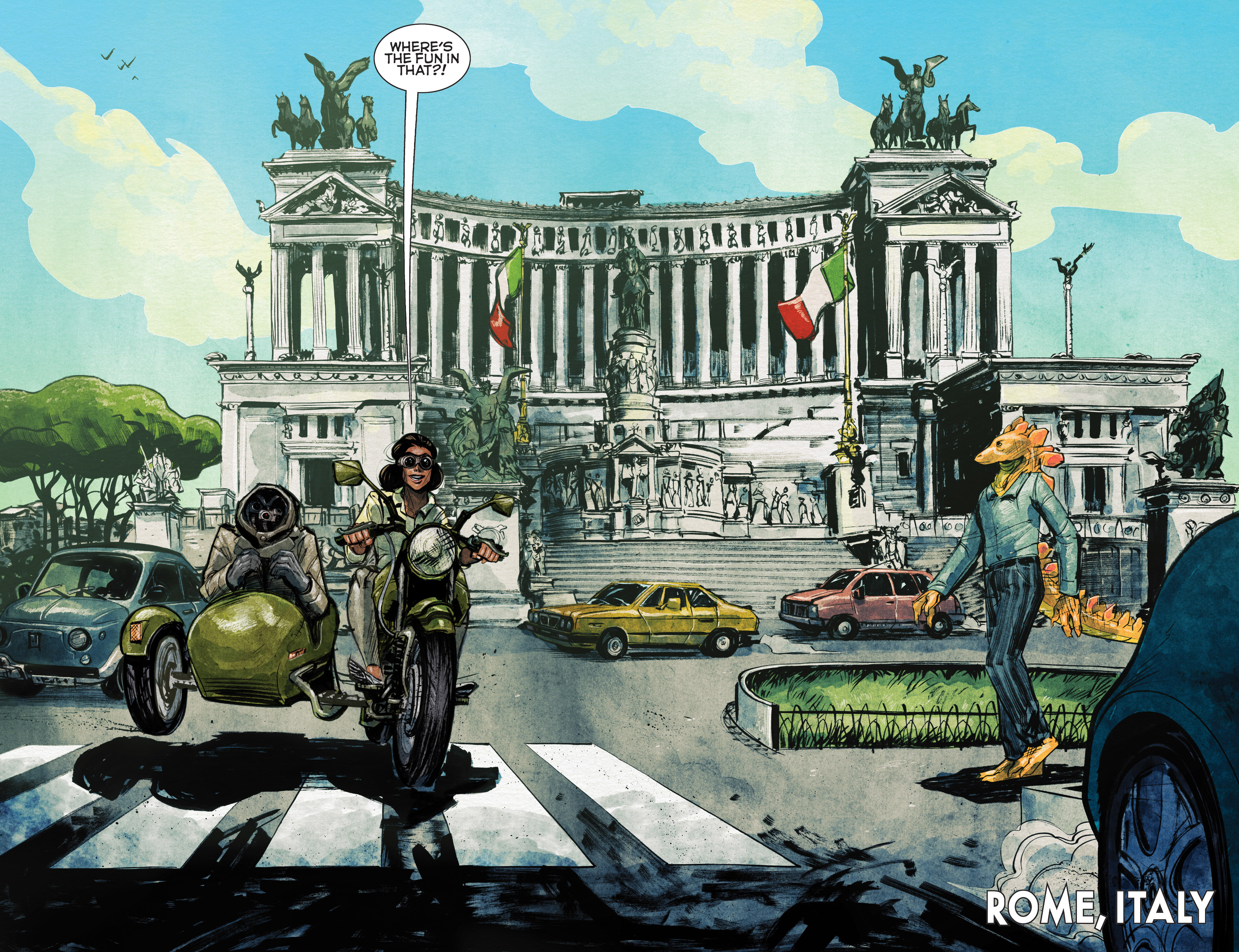 Read online Shutter comic -  Issue #14 - 11