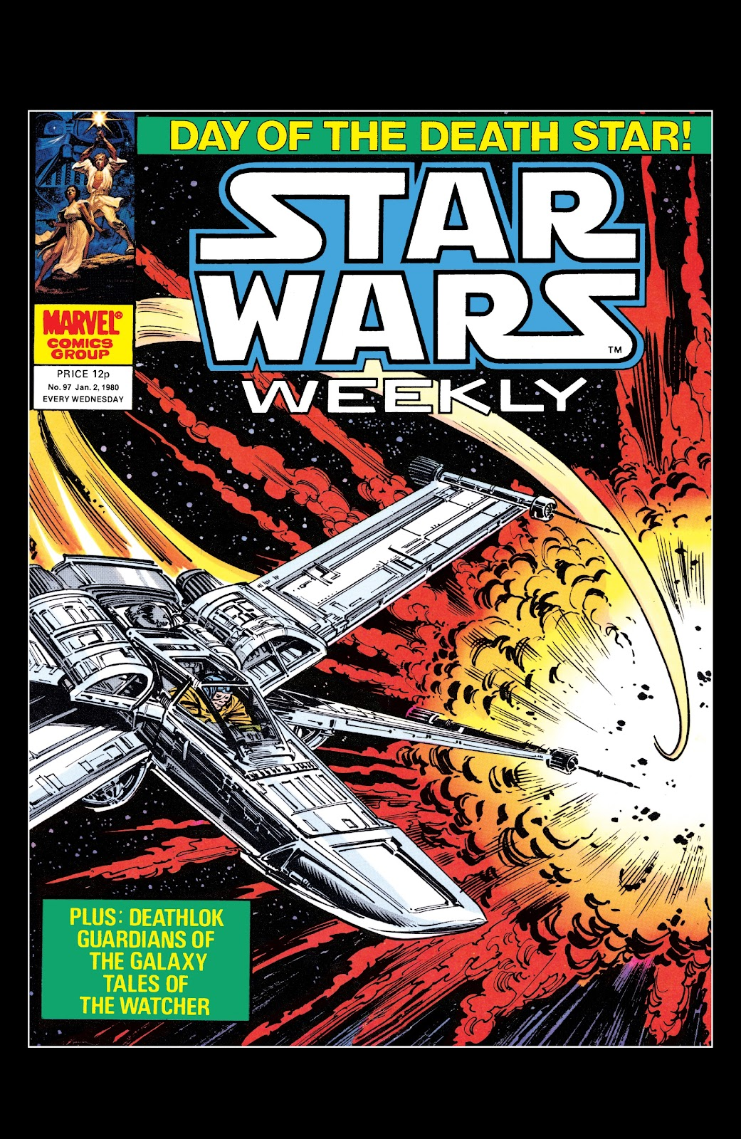 Read online Star Wars Legends: The Original Marvel Years - Epic Collection comic -  Issue # TPB 2 (Part 4) - 33