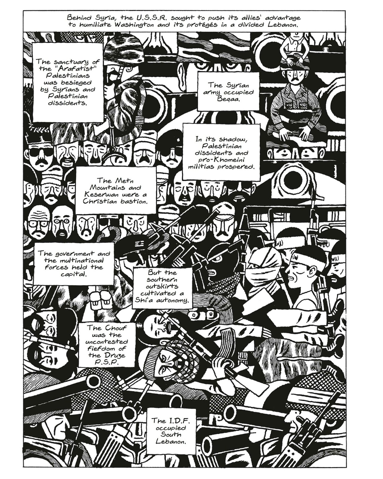 Best of Enemies: A History of US and Middle East Relations issue TPB_2 - Page 100