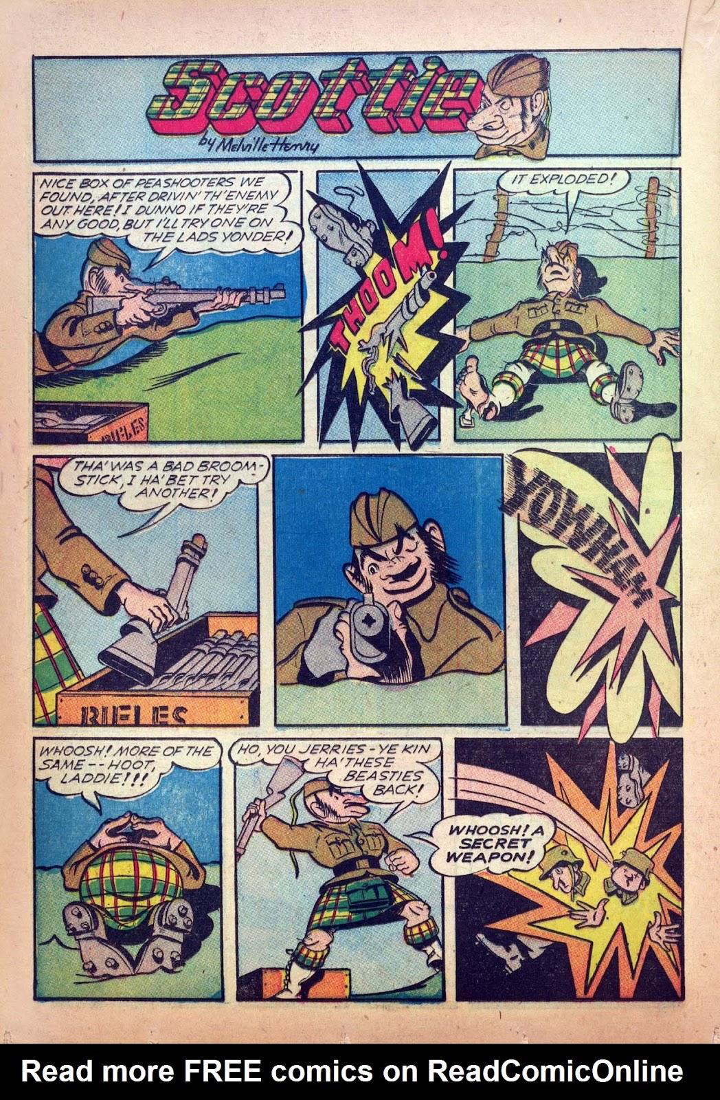 Read online Joker Comics comic -  Issue #7 - 38