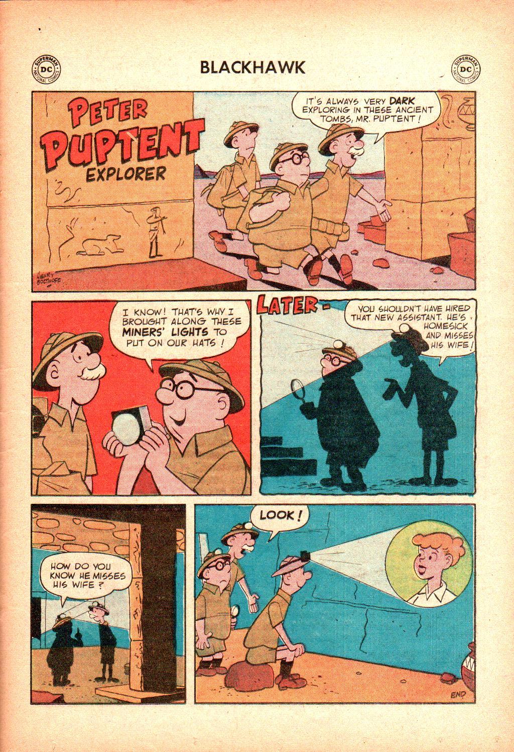 Blackhawk (1957) Issue #128 #21 - English 23