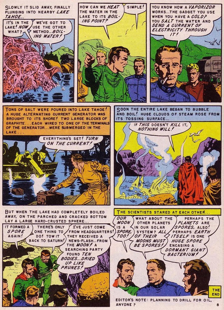 Weird Fantasy (1951) issue 10 - Page 10
