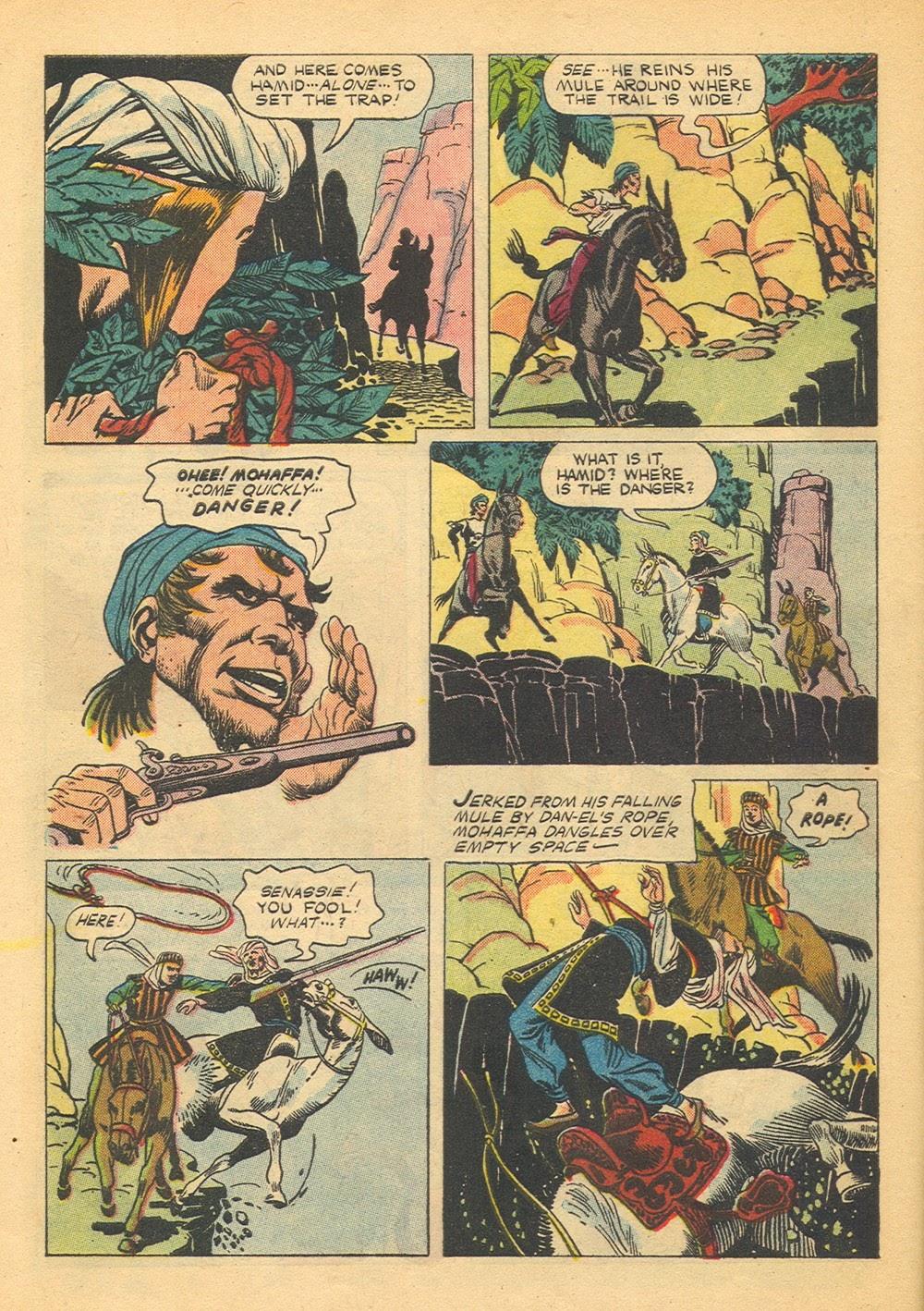 Tarzan (1948) issue 60 - Page 32