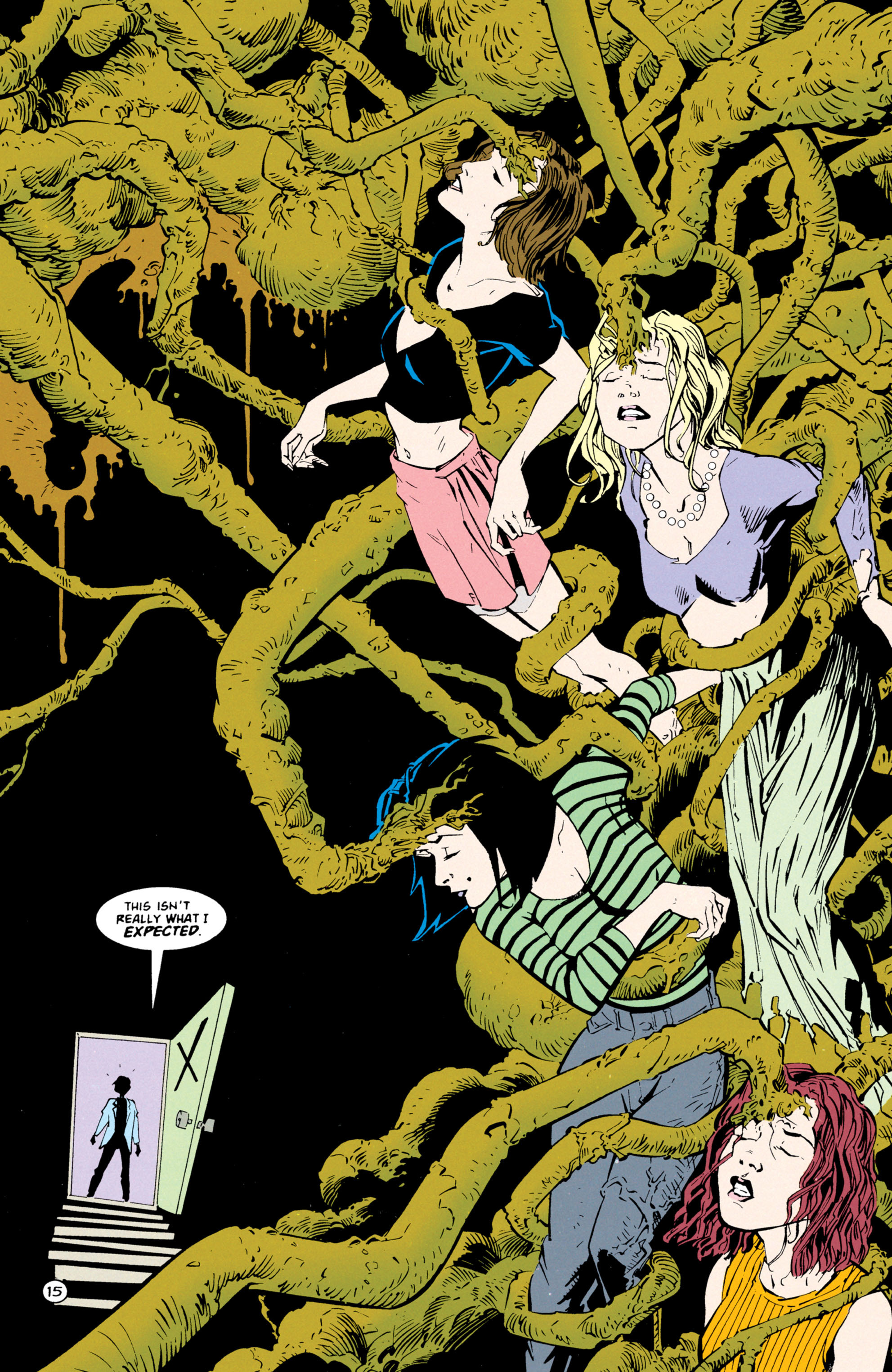 Read online Shade, the Changing Man comic -  Issue #61 - 16