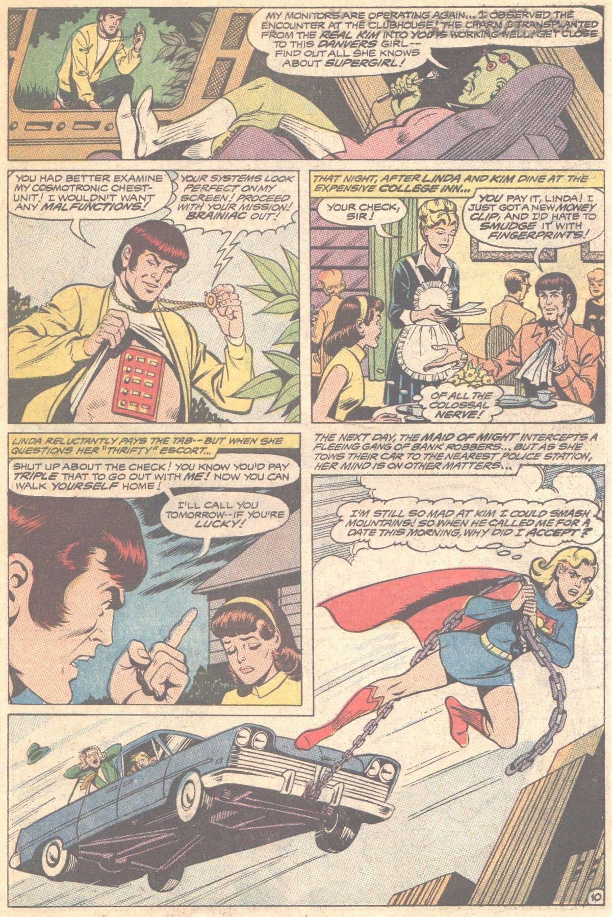 Read online Adventure Comics (1938) comic -  Issue #388 - 31