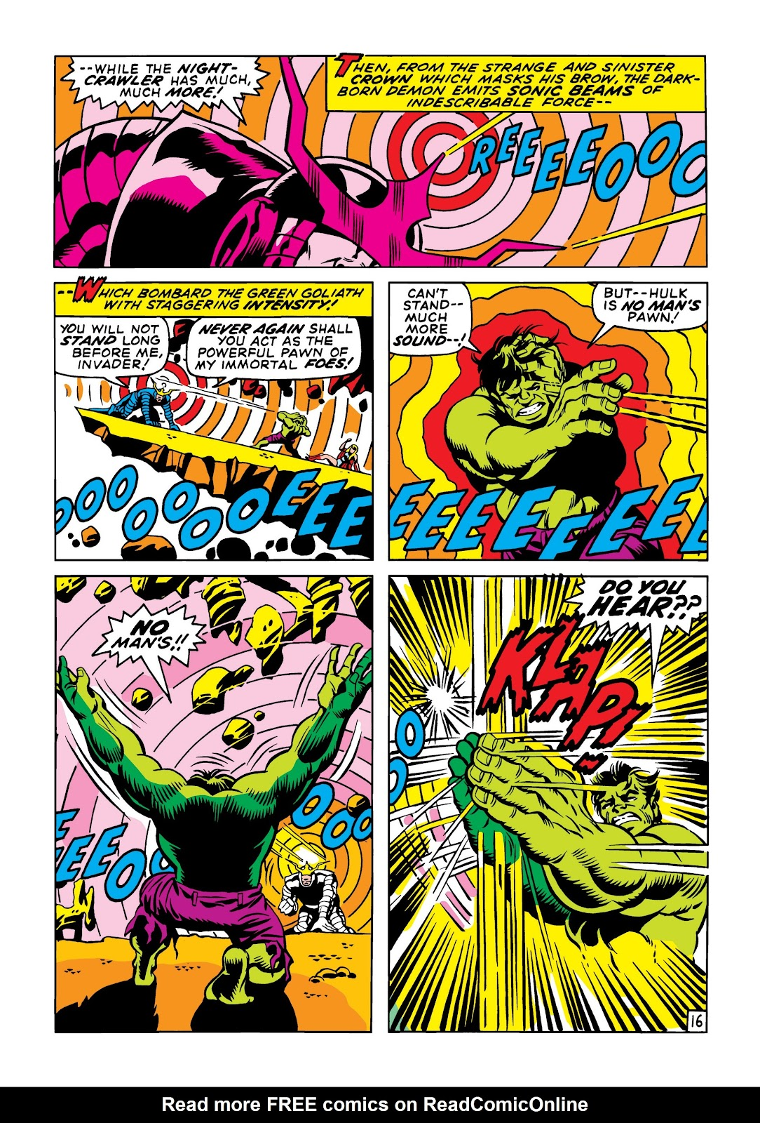 Read online Marvel Masterworks: The Incredible Hulk comic -  Issue # TPB 6 (Part 2) - 9