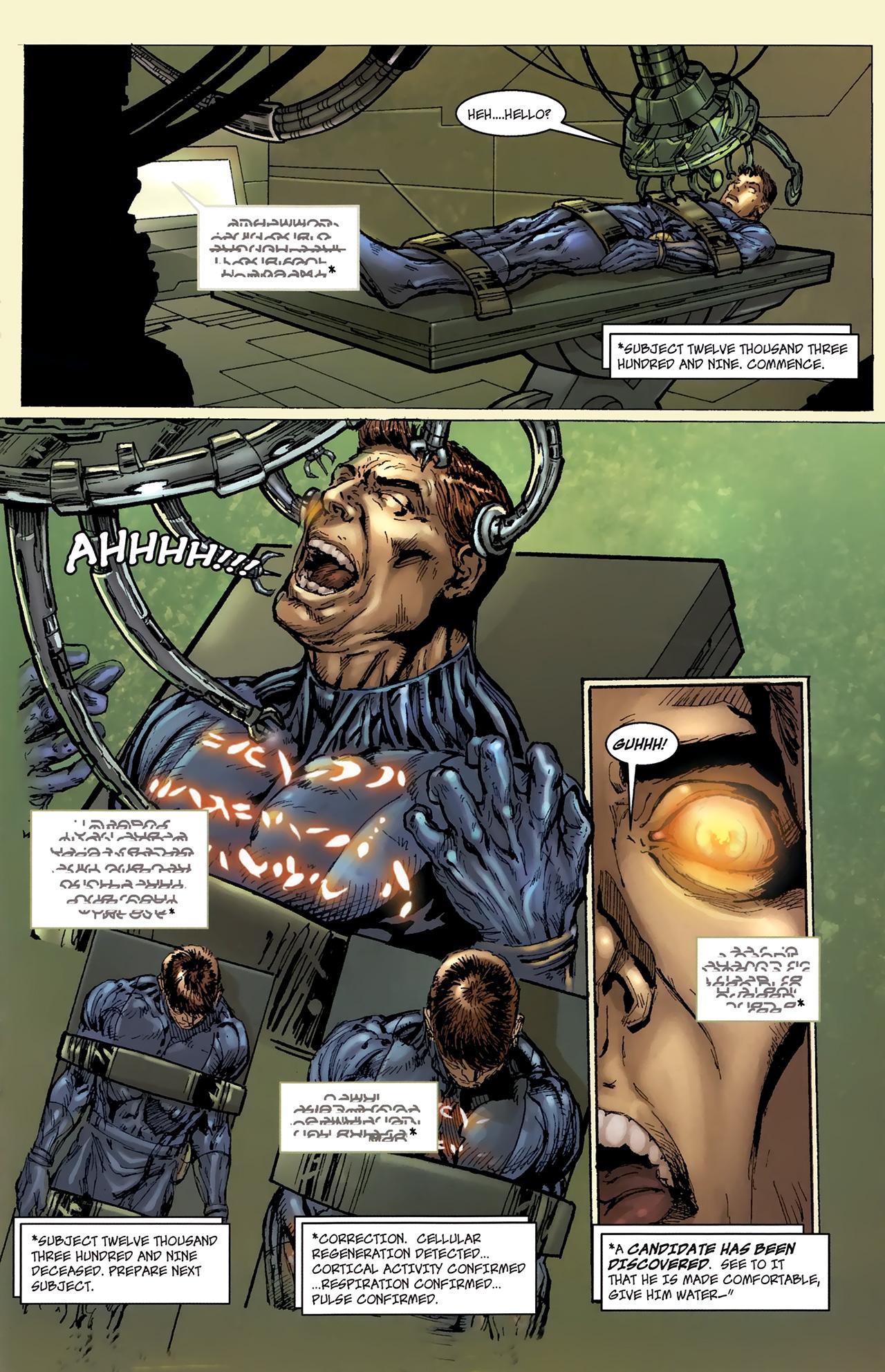 Read online Phoenix comic -  Issue #0 - 14
