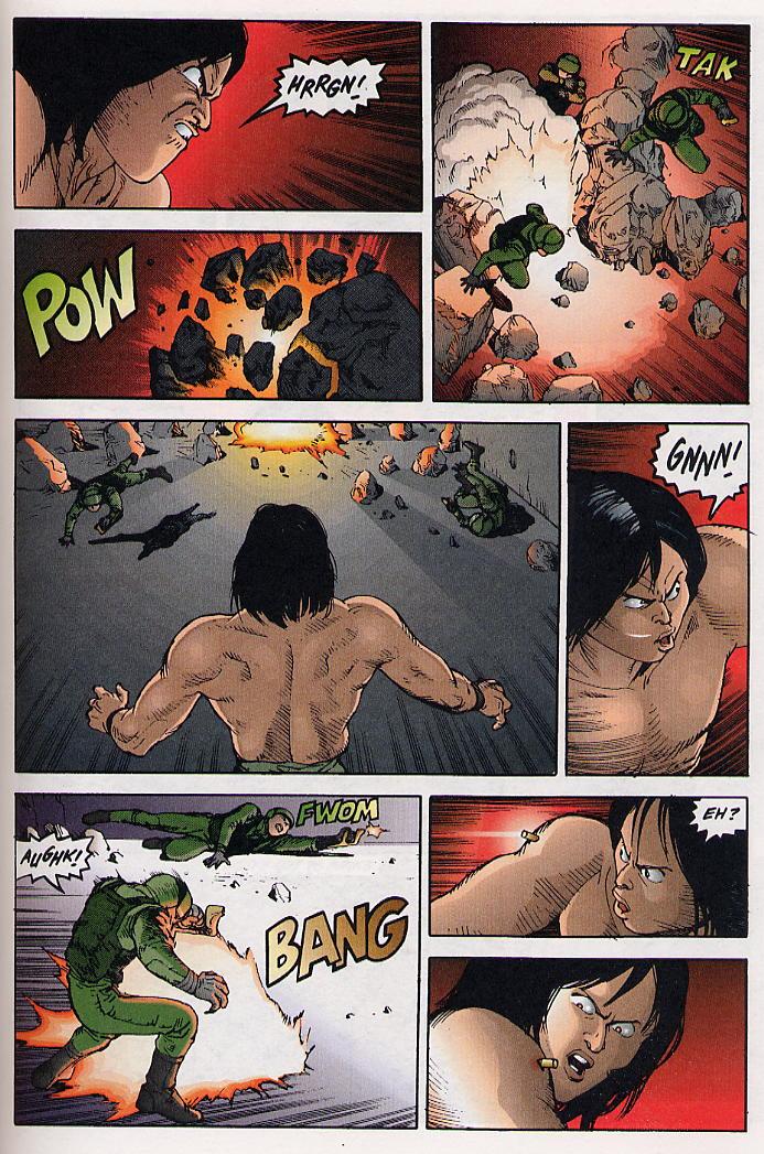 Read online Akira comic -  Issue #31 - 62