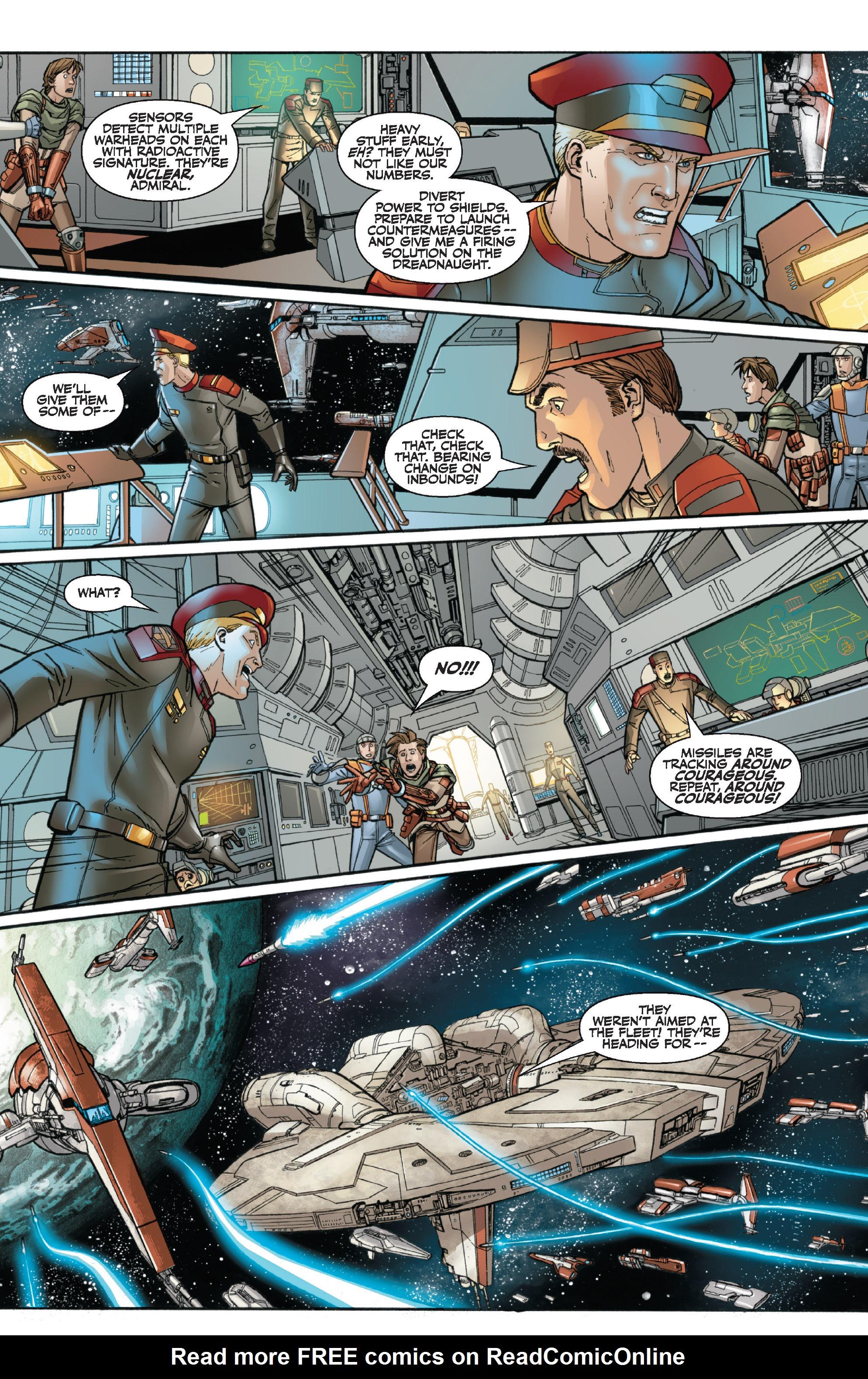 Read online Star Wars Omnibus comic -  Issue # Vol. 29 - 333