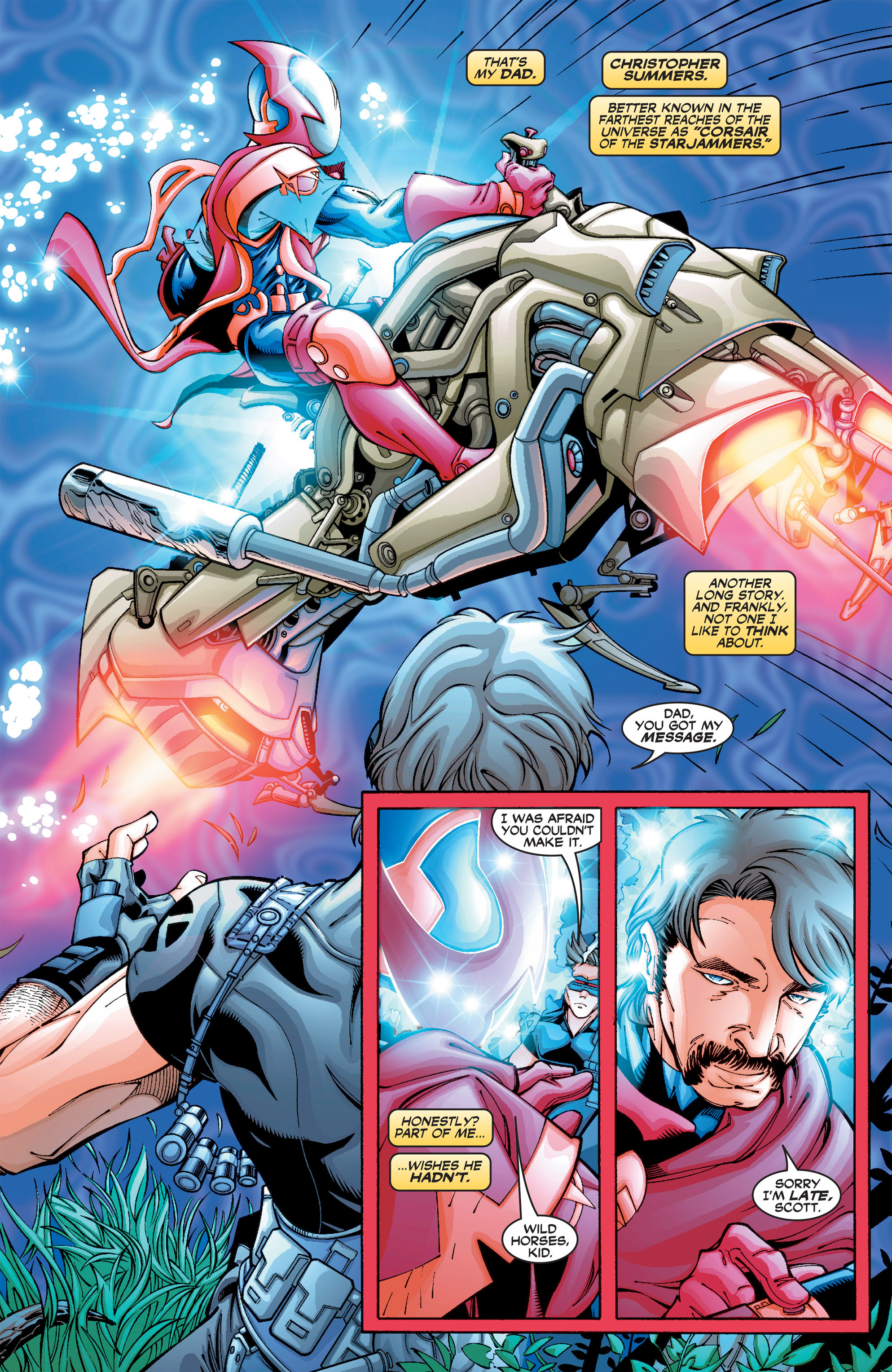 Read online Uncanny X-Men (1963) comic -  Issue #391 - 5