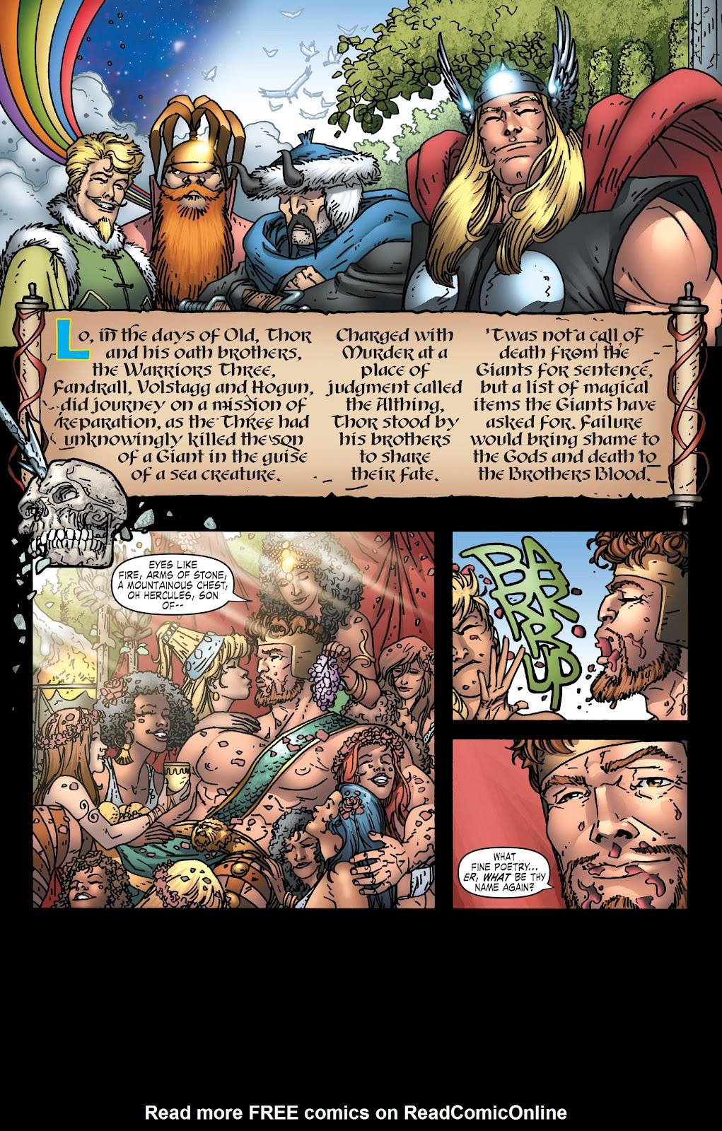 Read online Thor: Ragnaroks comic -  Issue # TPB (Part 1) - 51