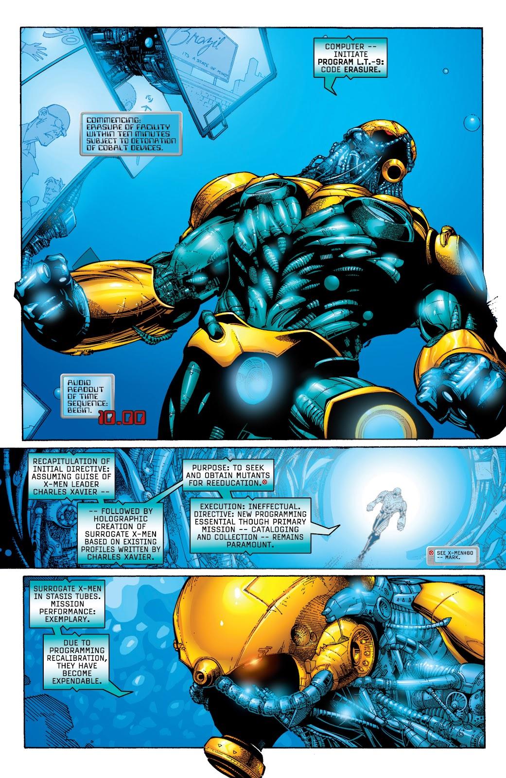 Uncanny X-Men (1963) issue 364 - Page 4
