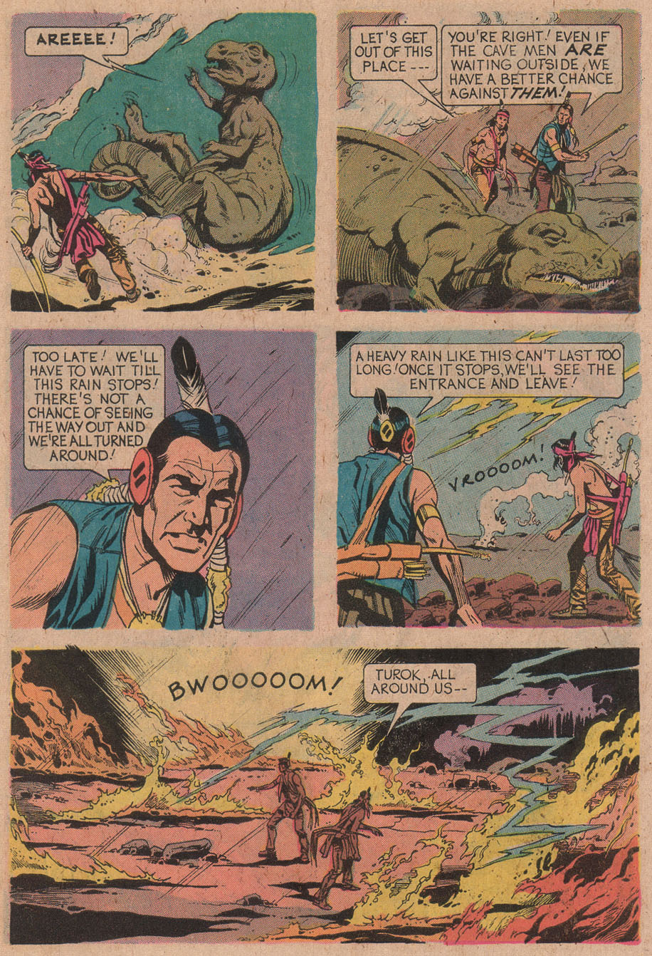 Read online Turok, Son of Stone comic -  Issue #91 - 27