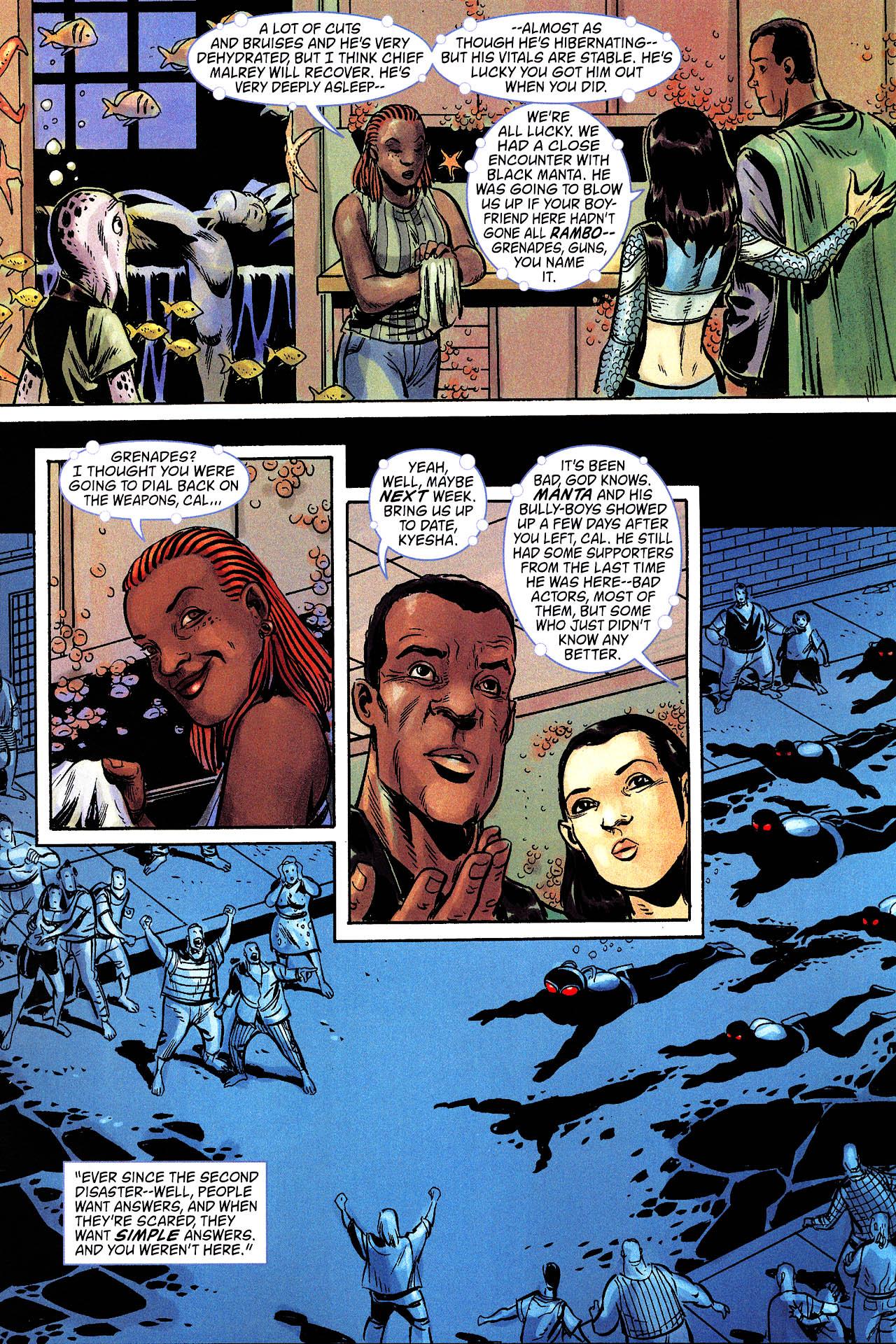 Read online Aquaman: Sword of Atlantis comic -  Issue #52 - 13