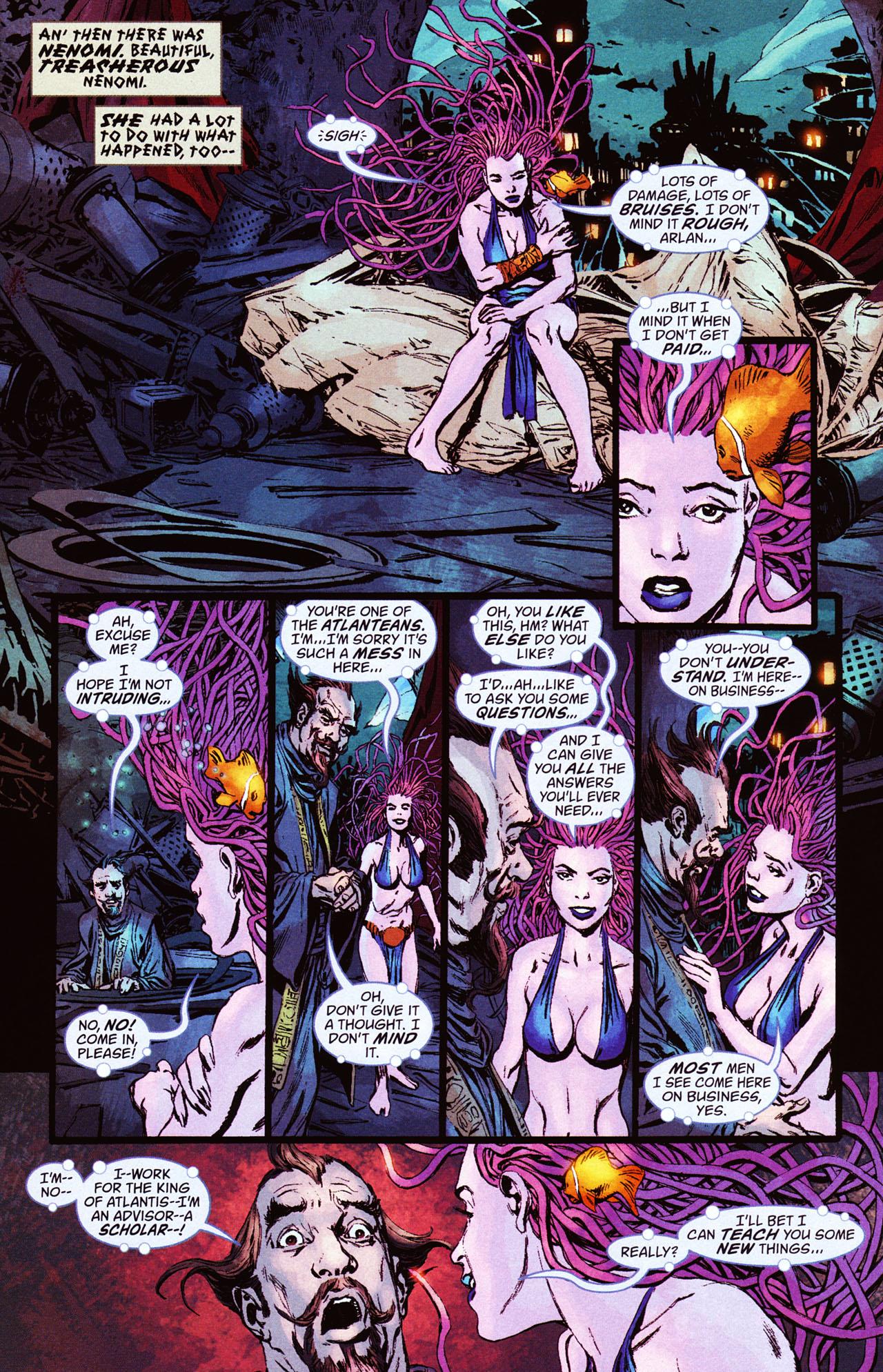 Read online Aquaman: Sword of Atlantis comic -  Issue #46 - 30