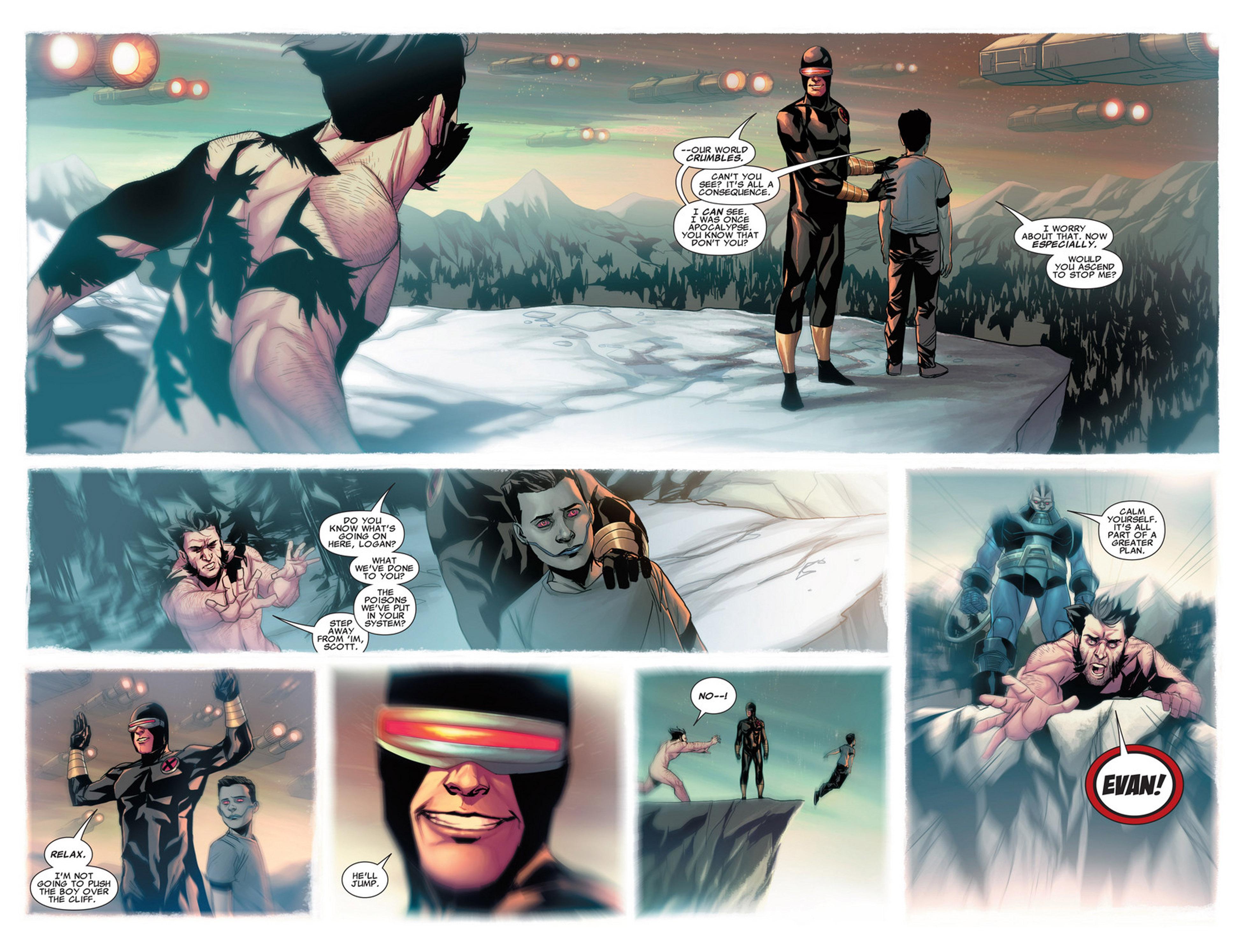 Uncanny X-Force (2010) #33 #35 - English 6