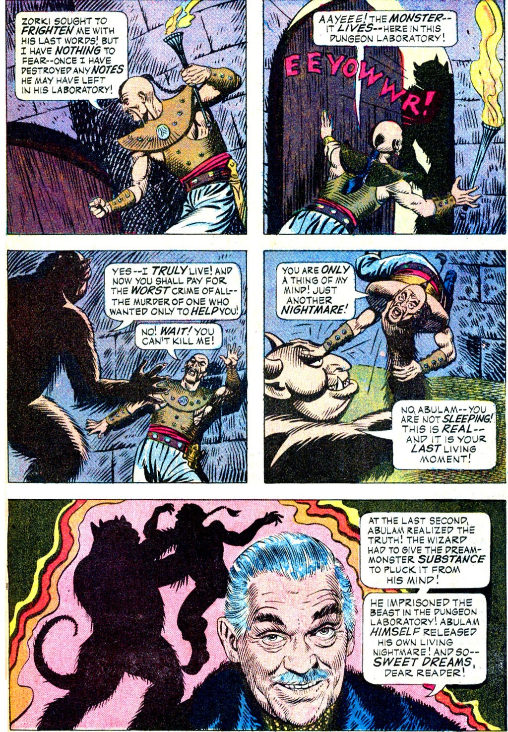 Boris Karloff Tales of Mystery issue 38 - Page 11