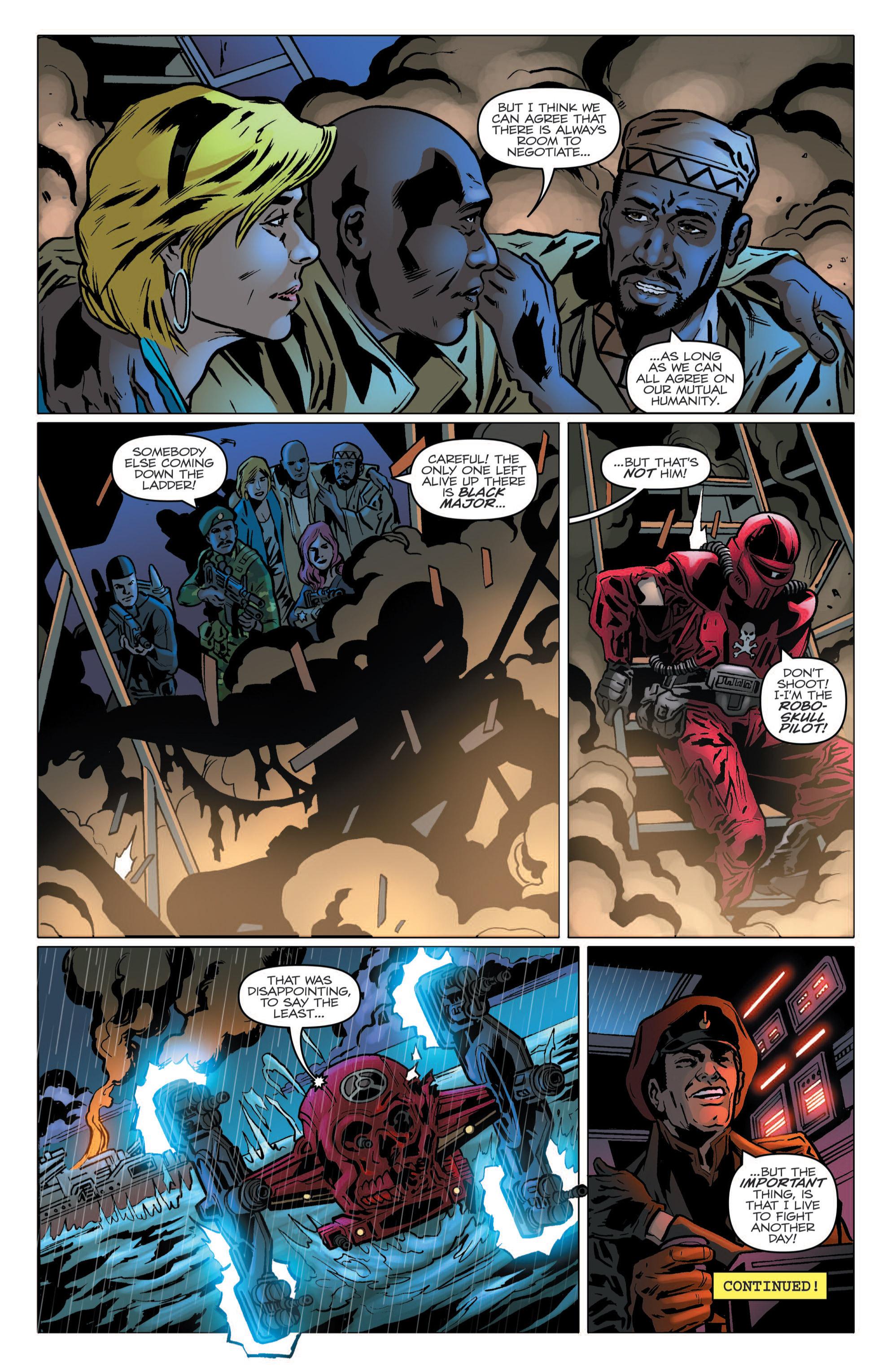 G.I. Joe: A Real American Hero 189 Page 23