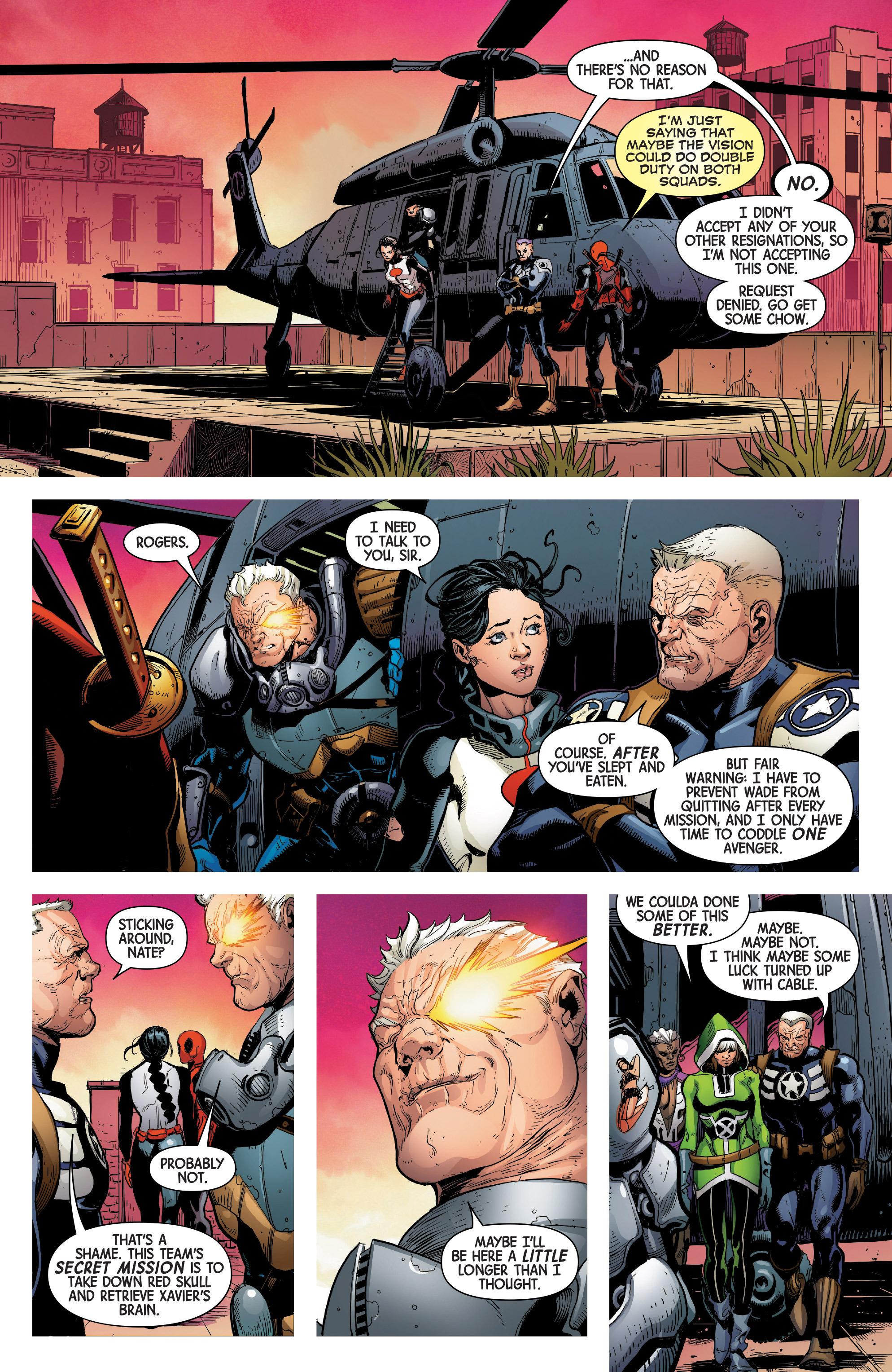 Read online Uncanny Avengers [II] comic -  Issue #4 - 19