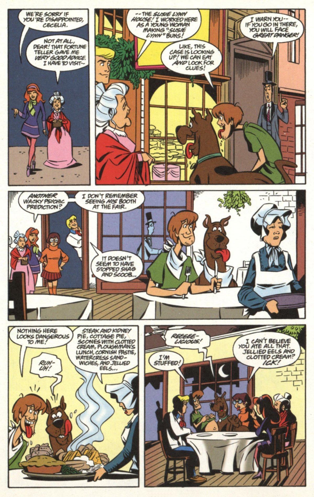 Read online Scooby-Doo (1997) comic -  Issue #19 - 17