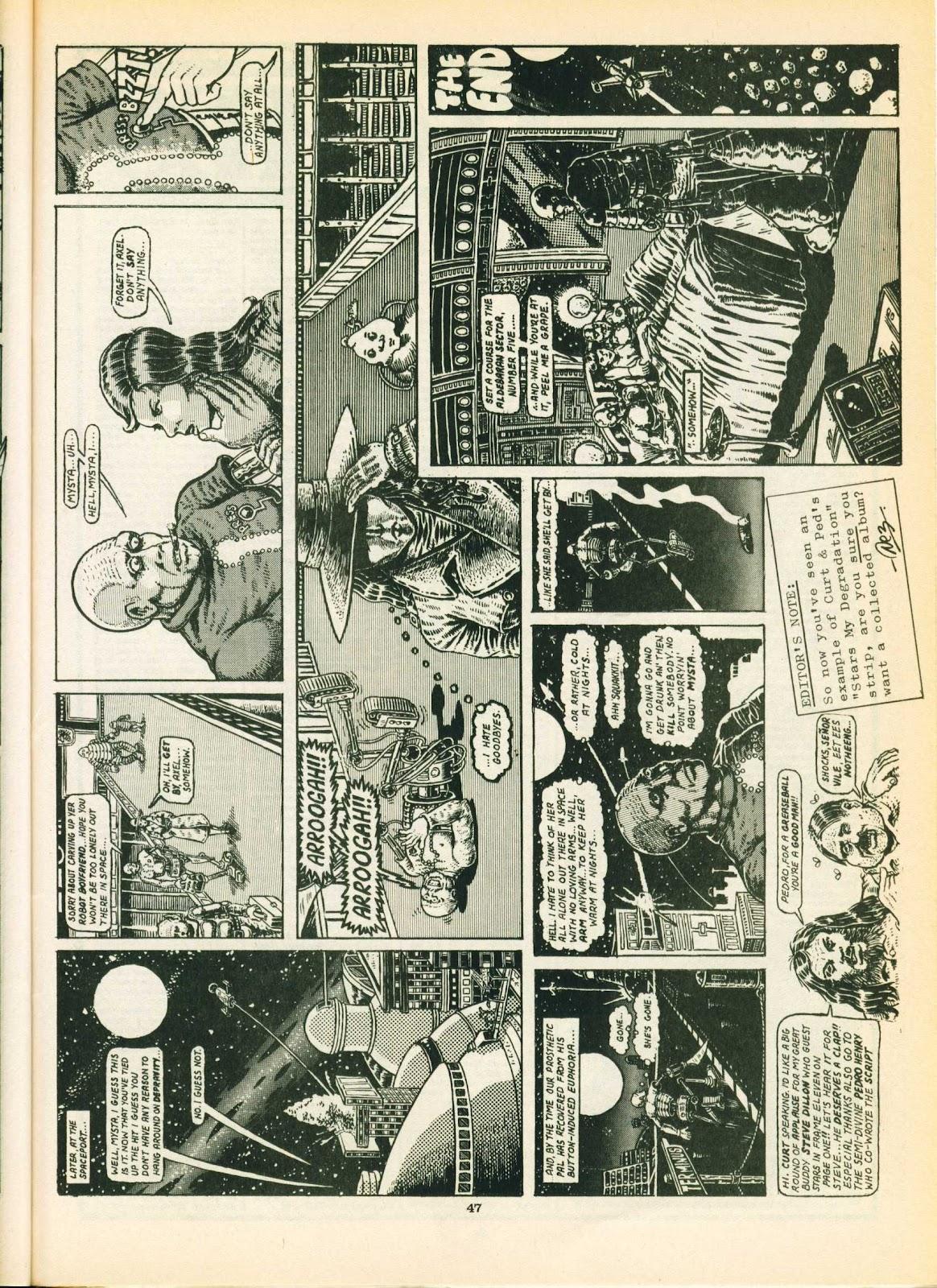 Warrior Issue #16 #17 - English 47