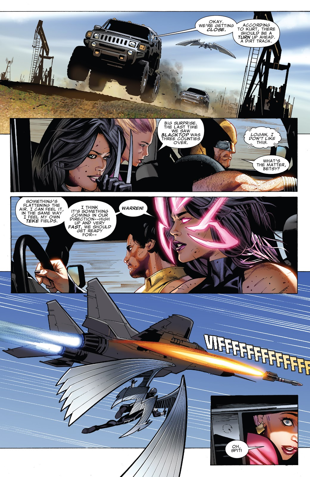 Read online X-Men: Second Coming comic -  Issue # _TPB (Part 2) - 2