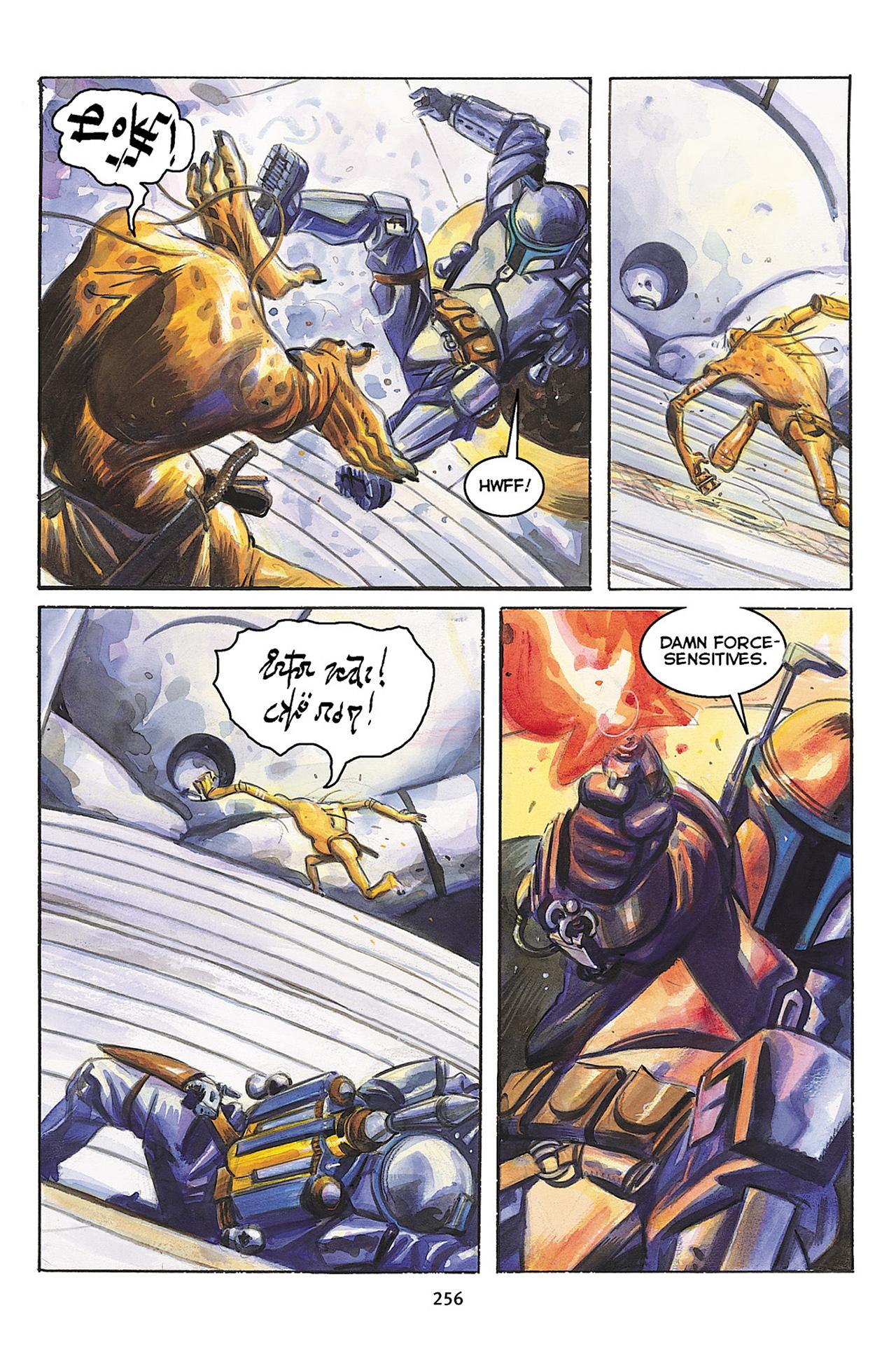 Read online Star Wars Omnibus comic -  Issue # Vol. 10 - 253