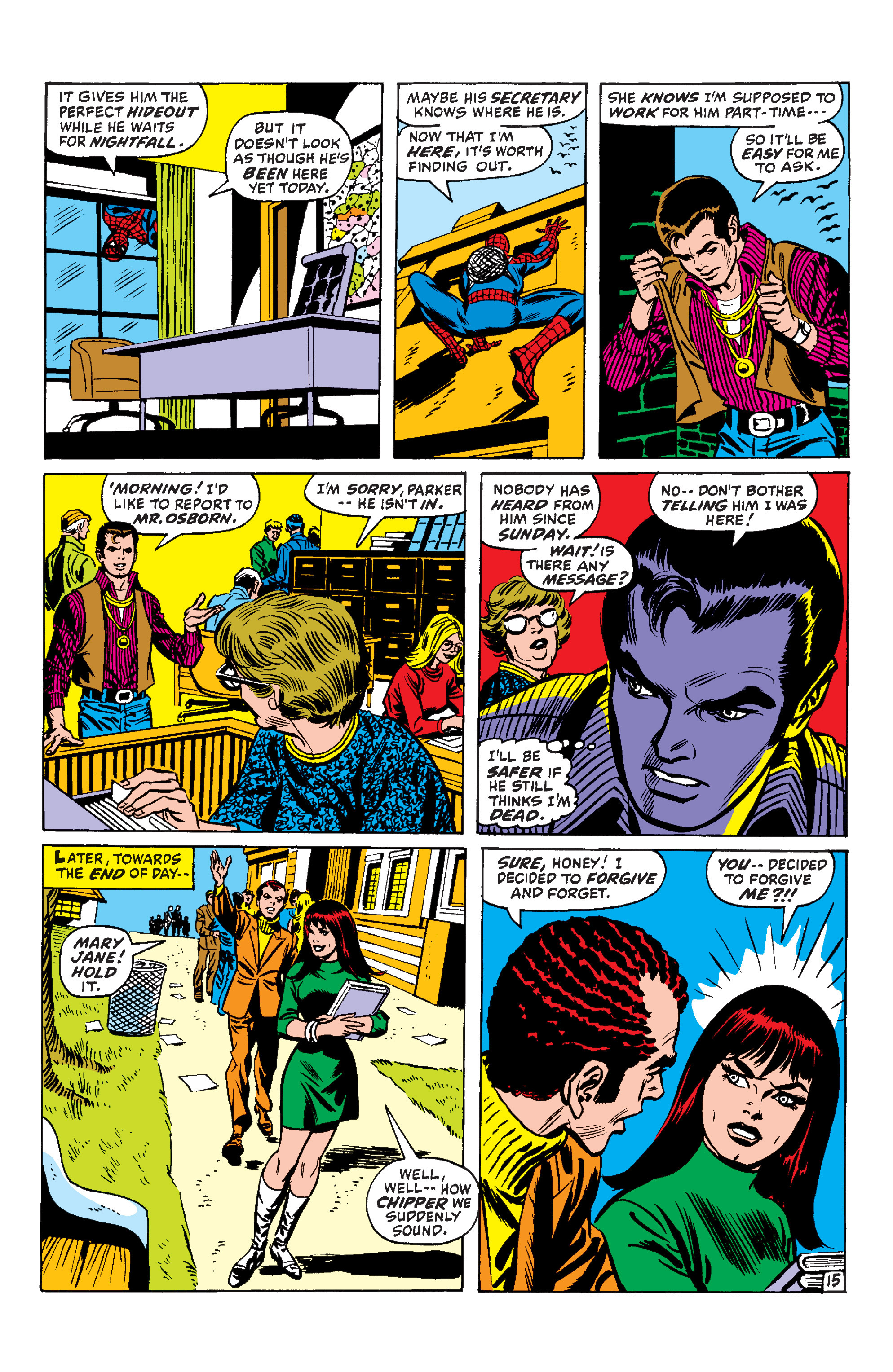 The Amazing Spider-Man (1963) 97 Page 14