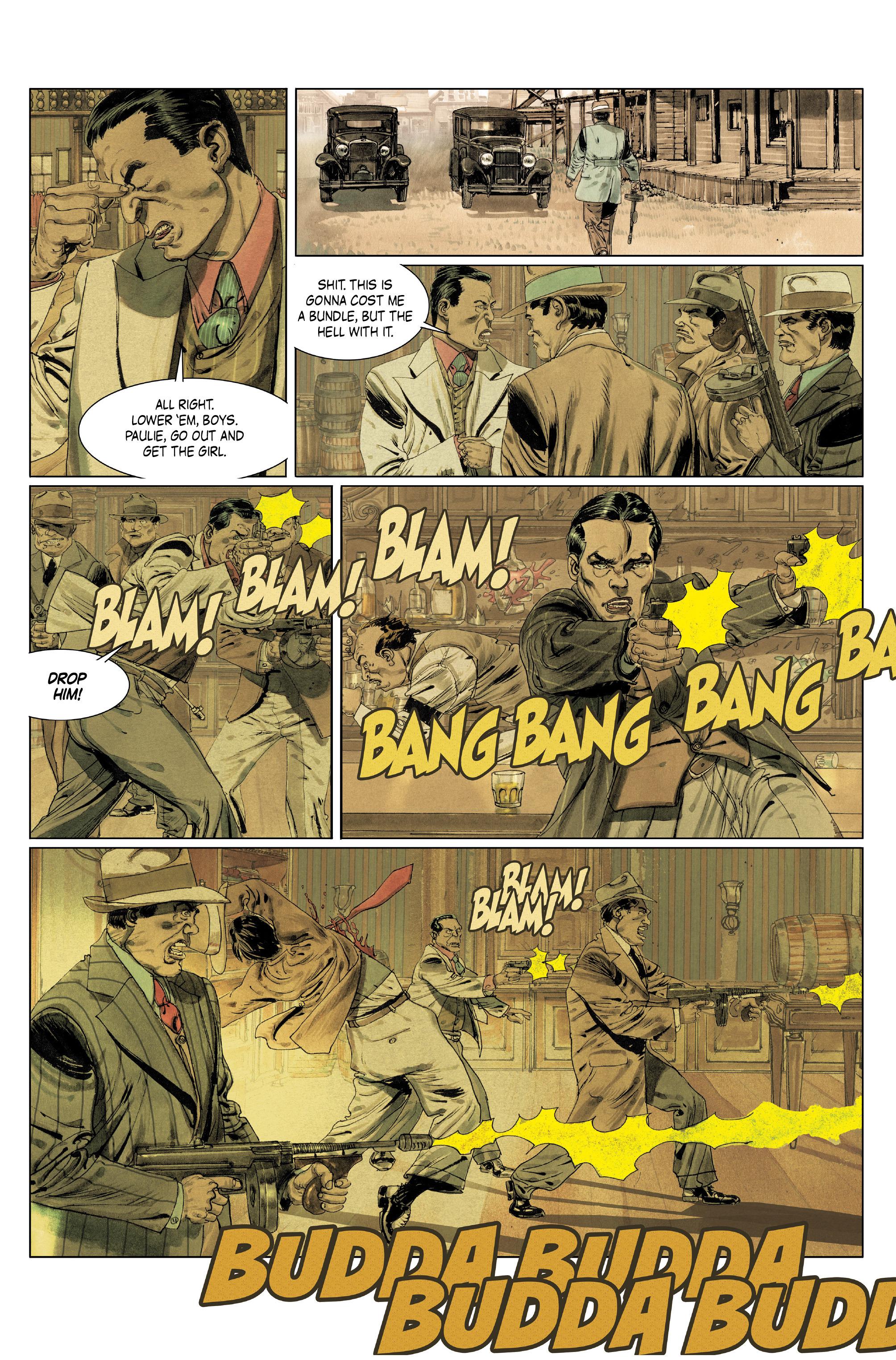 Read online Triggerman comic -  Issue #5 - 15