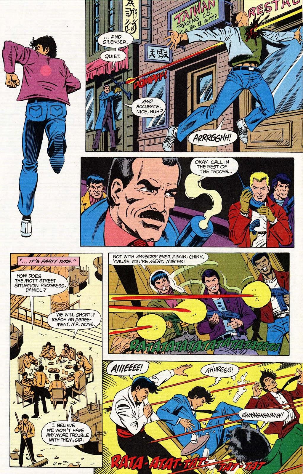 Vigilante (1983) issue 31 - Page 18
