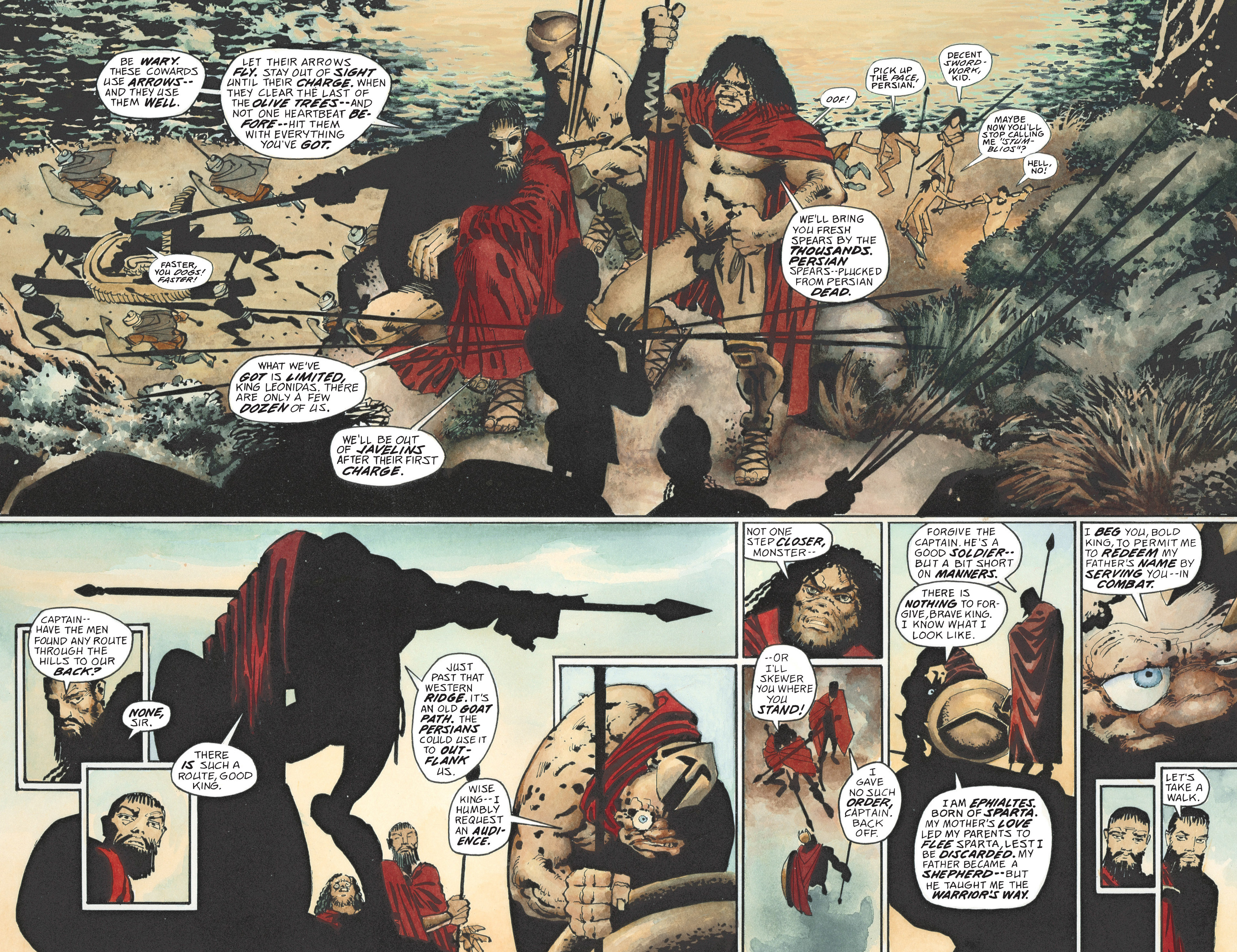 Read online 300 comic -  Issue #300 TPB - 42