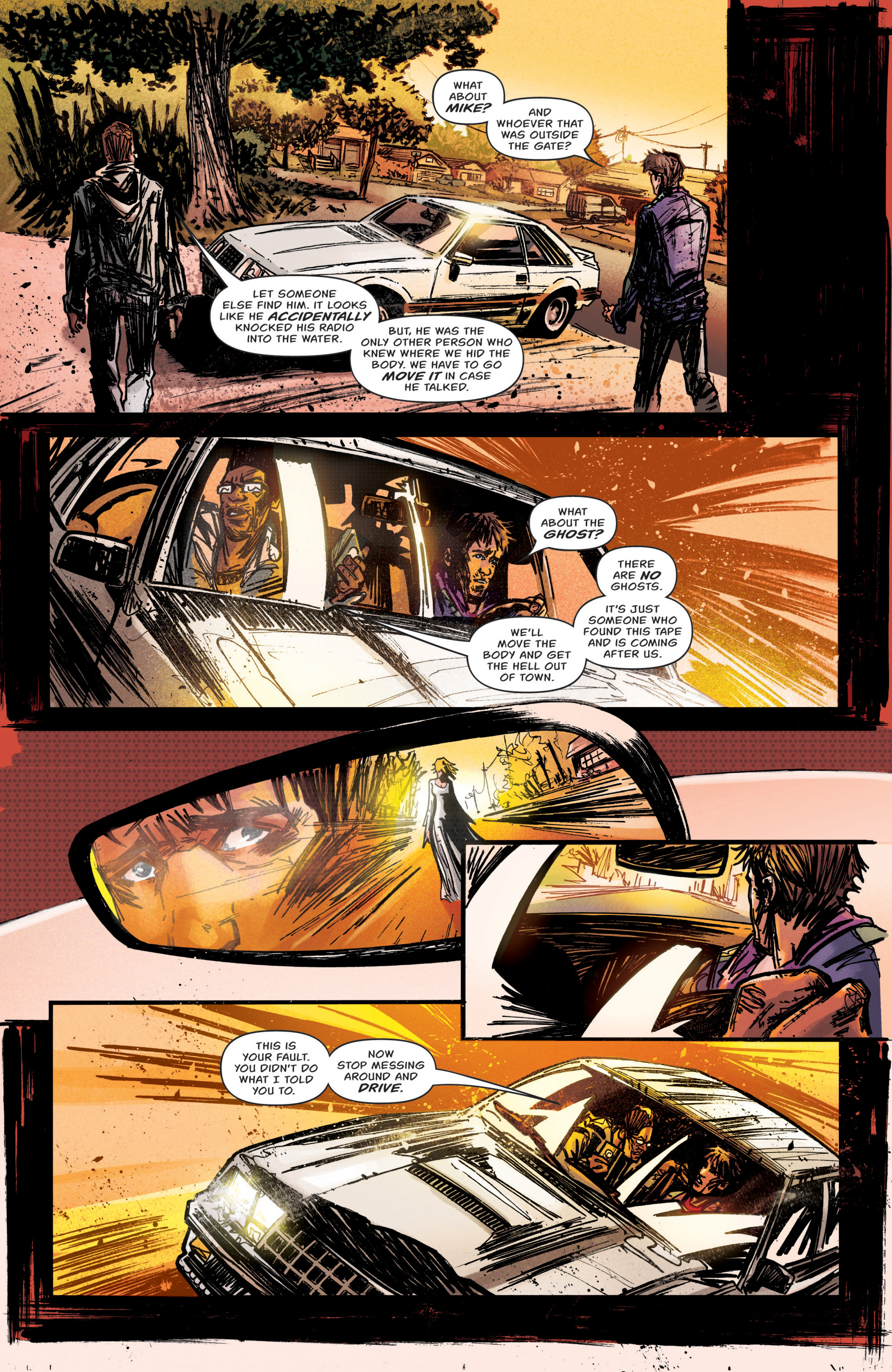 Read online Grimm Tales of Terror: Vol. 3 comic -  Issue #5 - 19