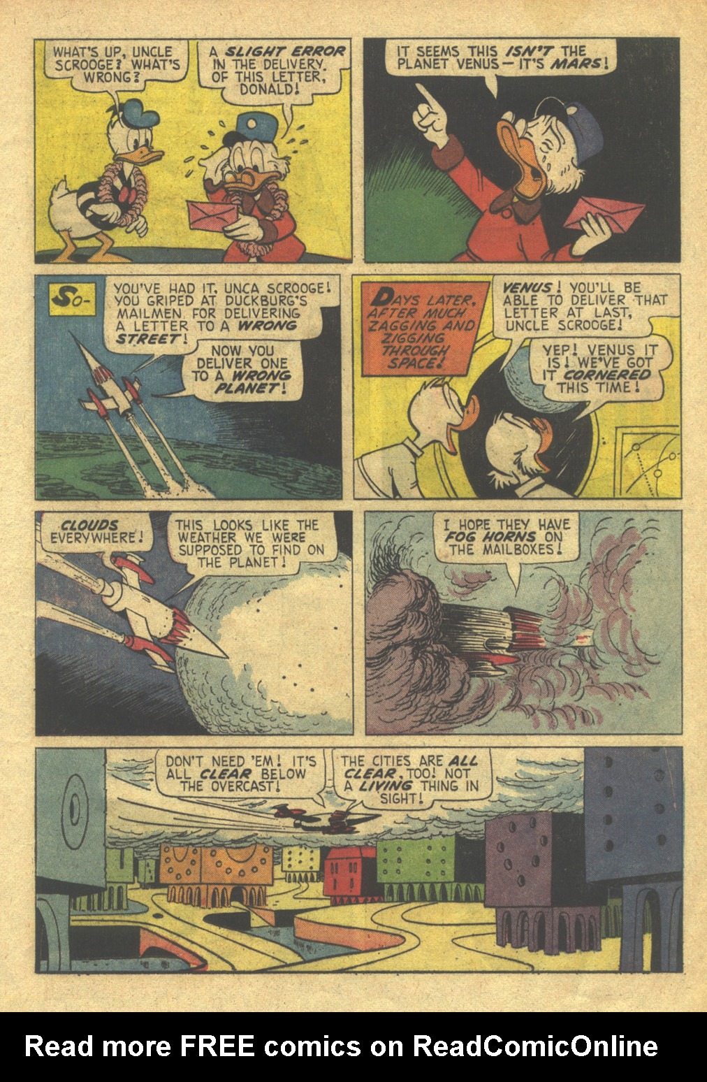 Read online Uncle Scrooge (1953) comic -  Issue #53 - 13