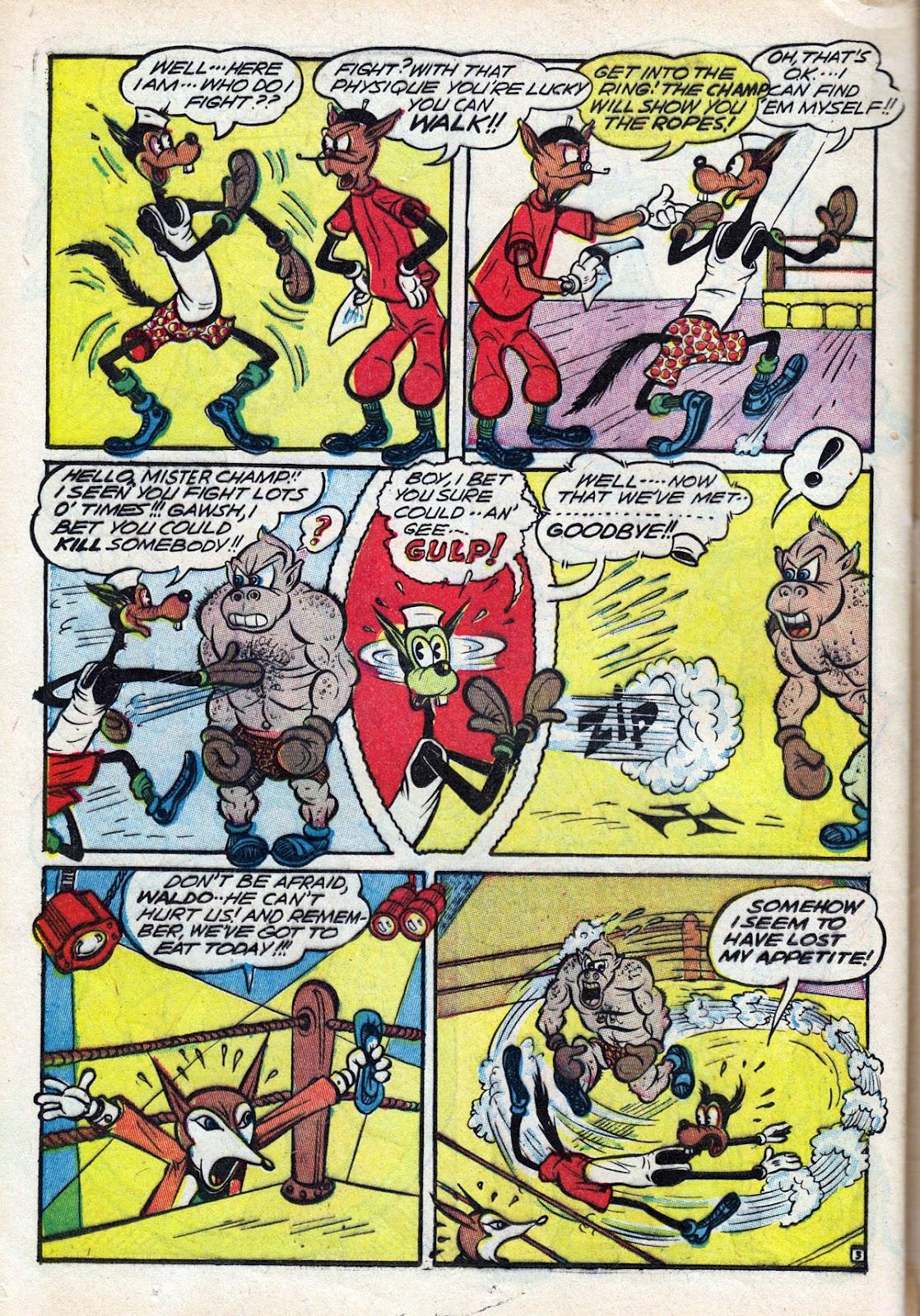 Read online Comedy Comics (1942) comic -  Issue #14 - 46