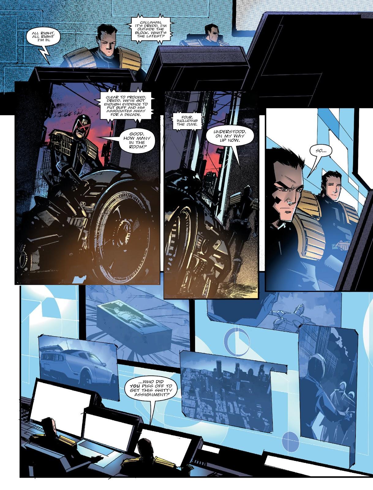 Judge Dredd Megazine (Vol. 5) issue 427 - Page 10