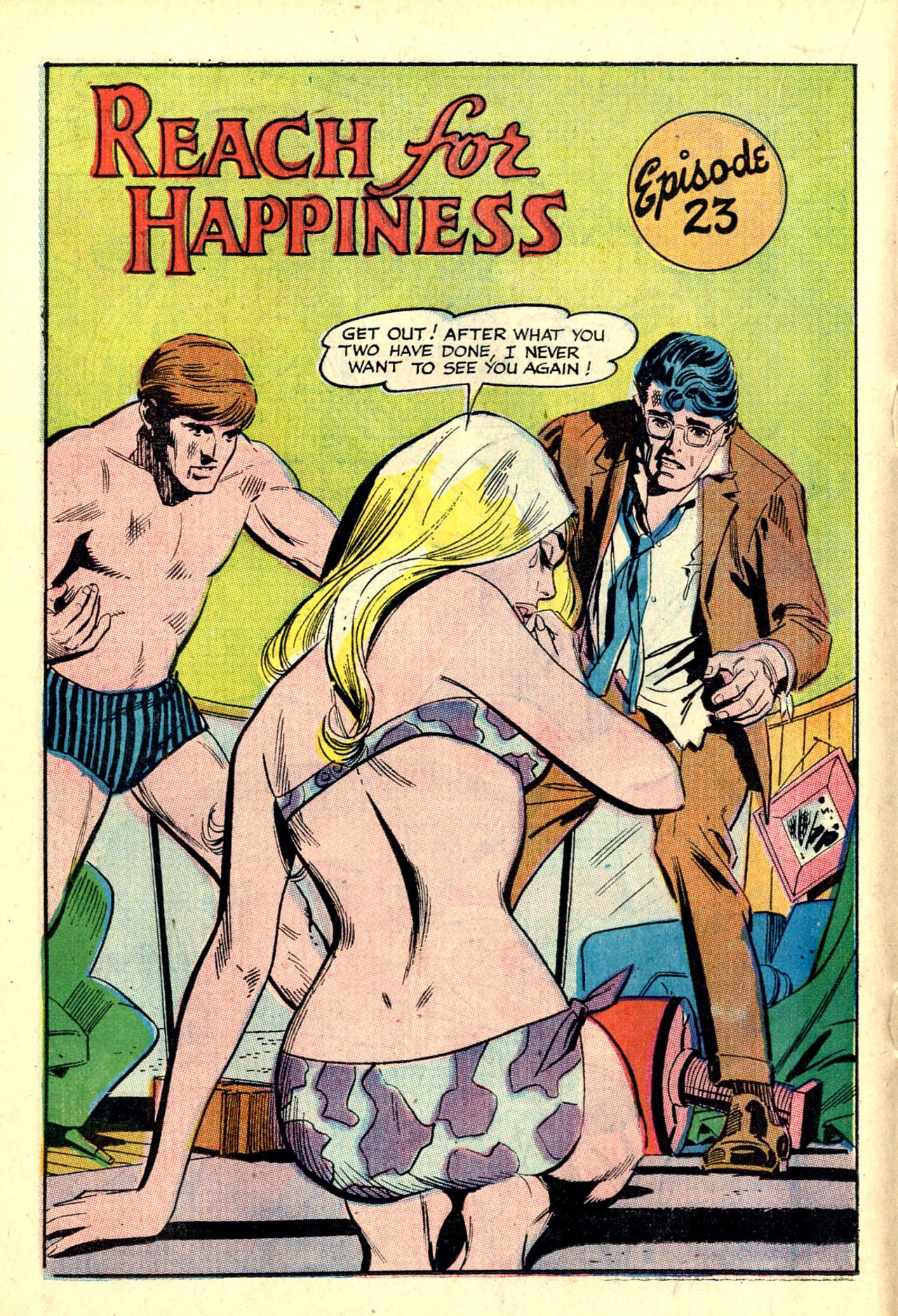 Read online Secret Hearts comic -  Issue #132 - 53