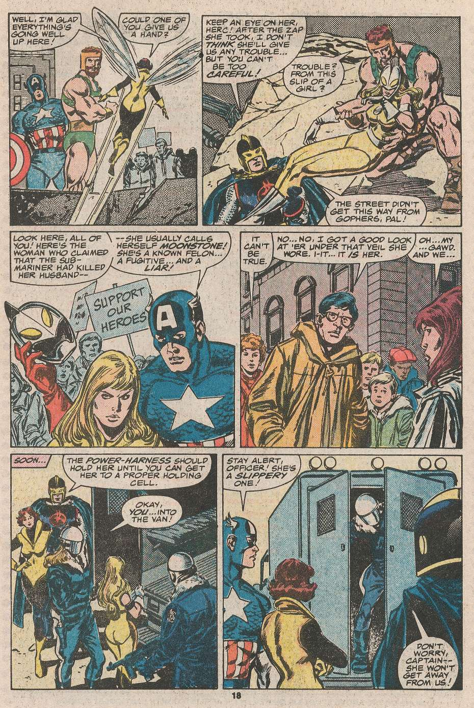 The Avengers (1963) 270 Page 18