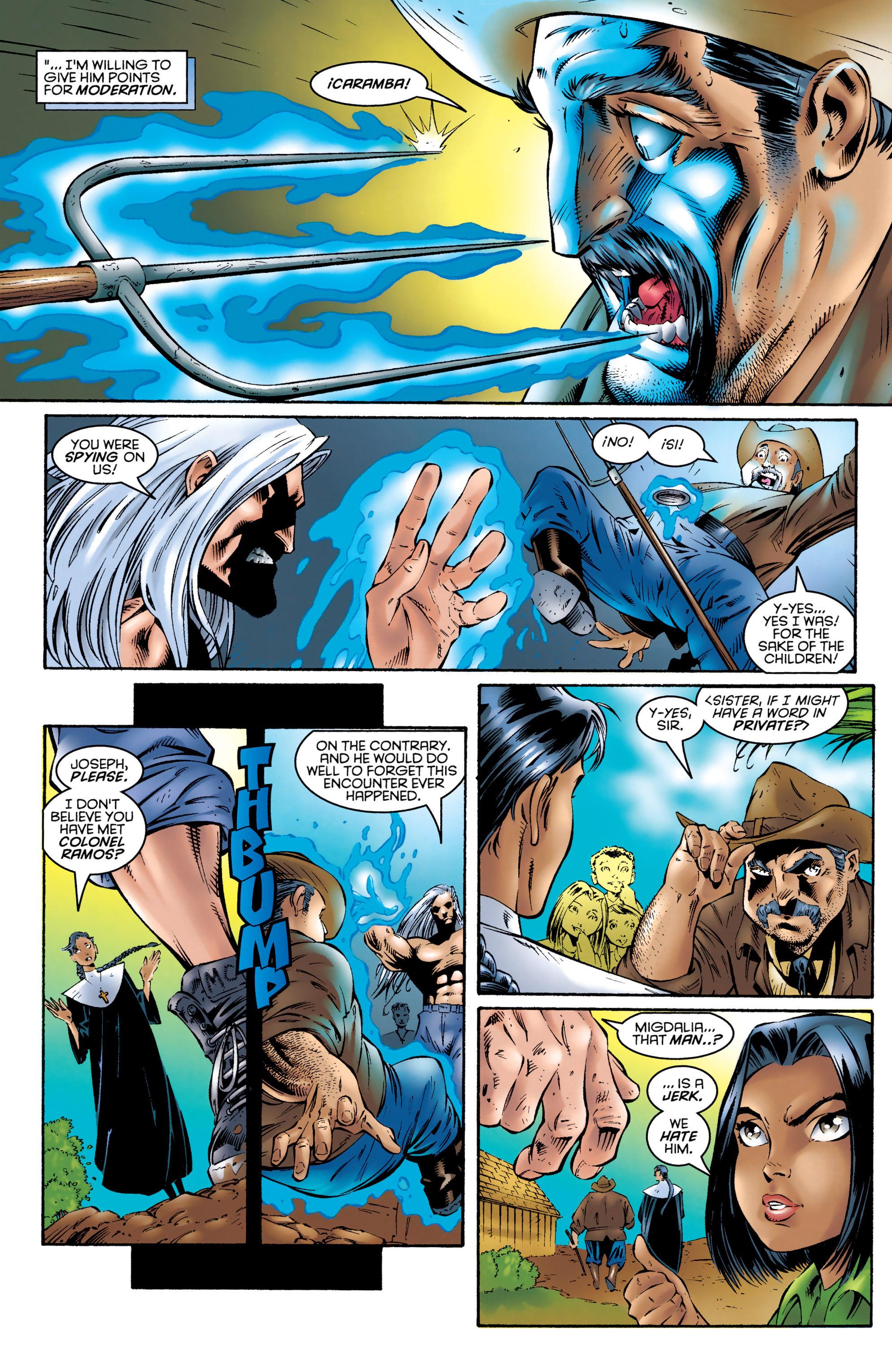 Read online Uncanny X-Men (1963) comic -  Issue #327 - 15
