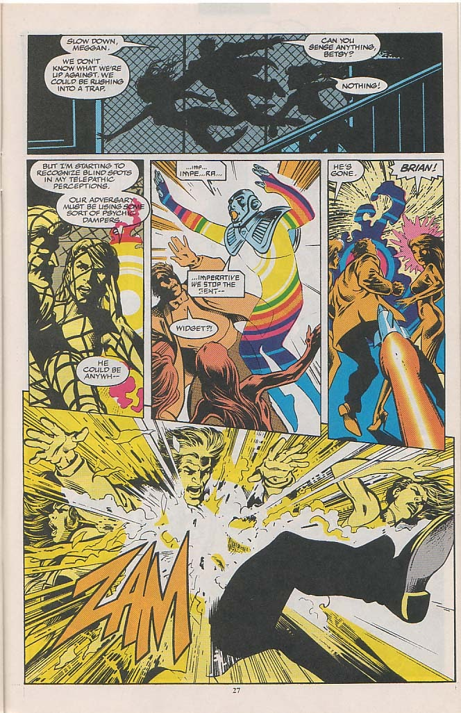 Excalibur (1988) issue 55 - Page 20