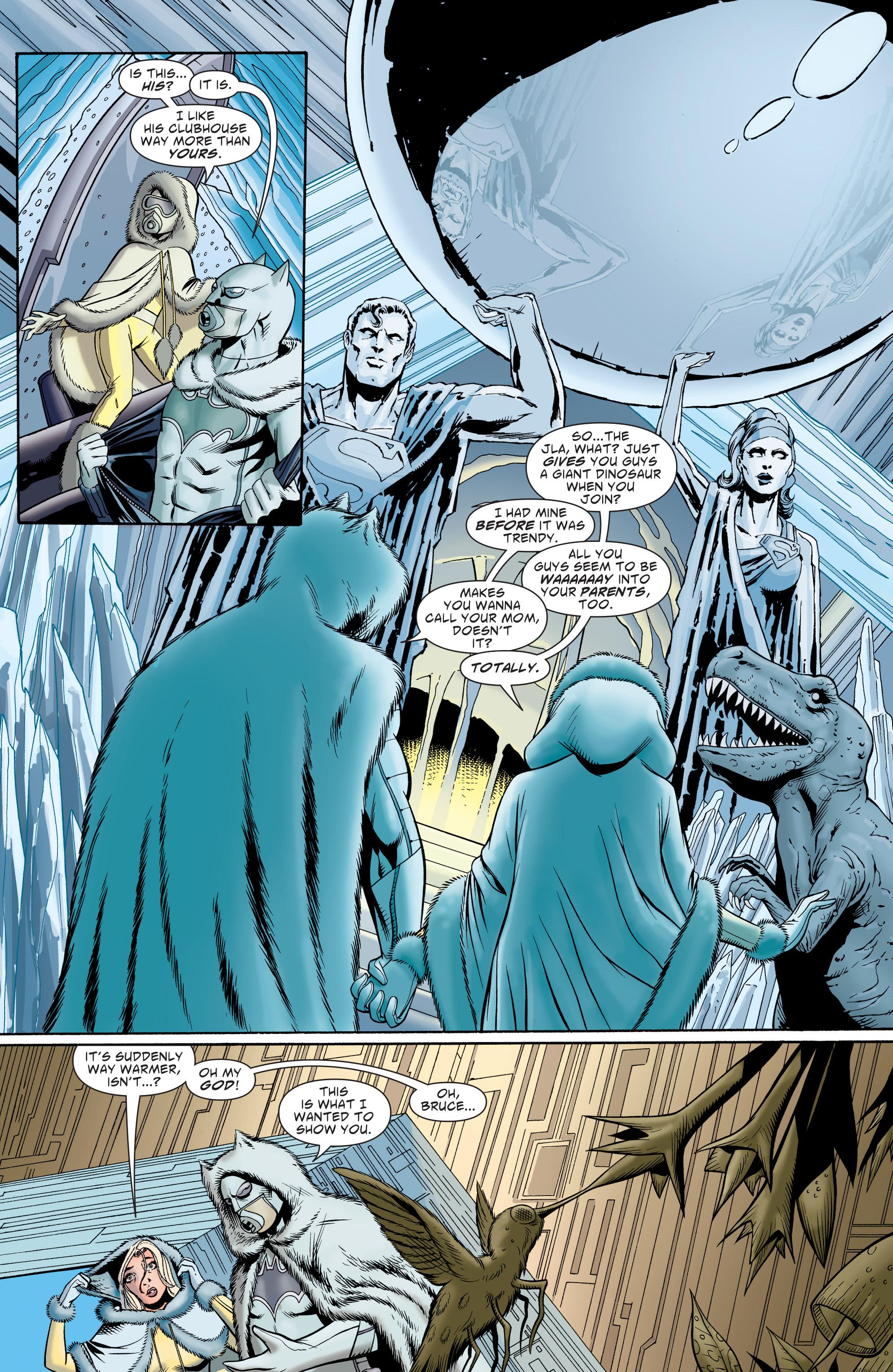 Read online Batman: The Widening Gyre comic -  Issue #6 - 5