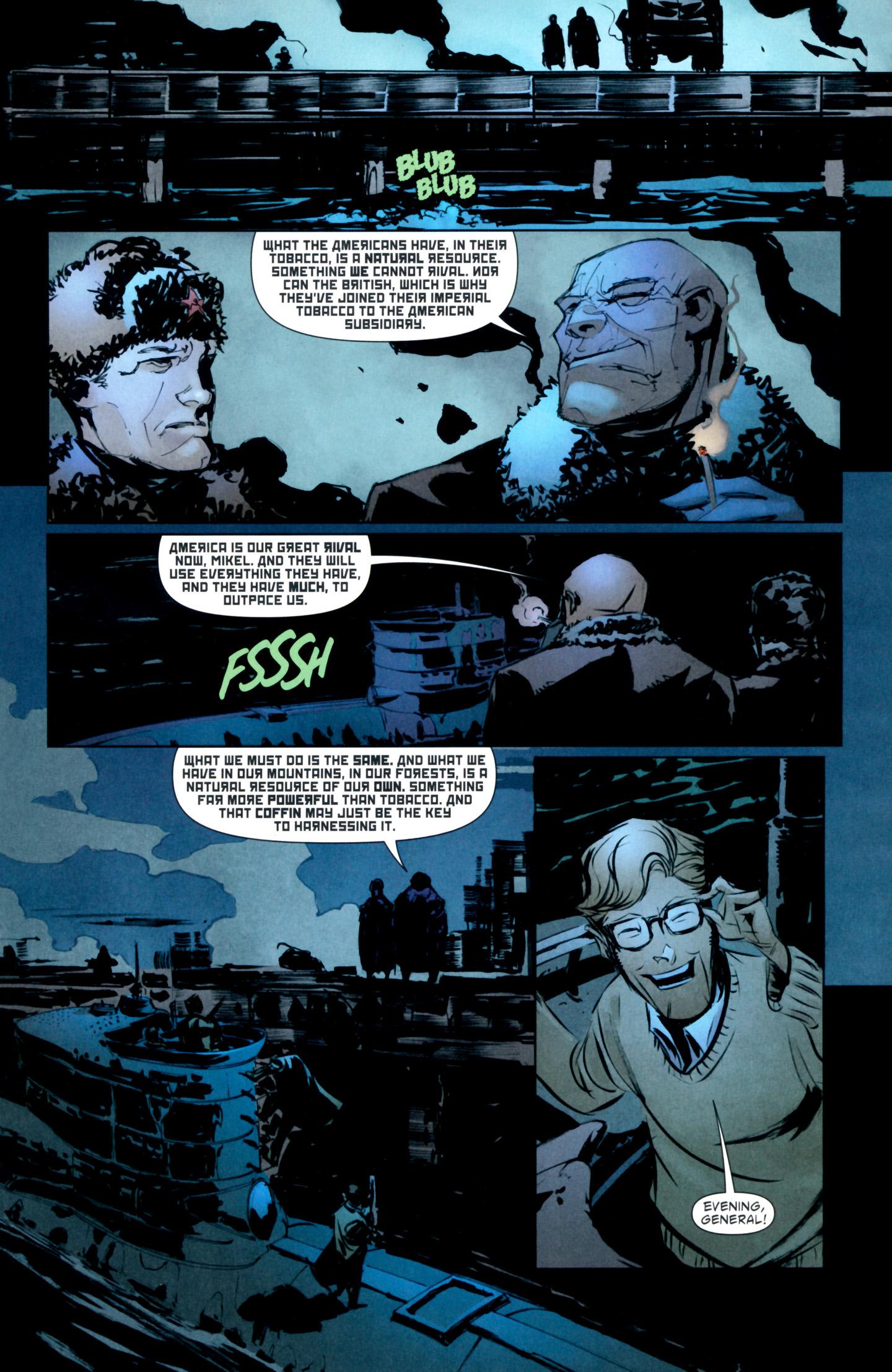 Read online American Vampire: Lord of Nightmares comic -  Issue #2 - 15