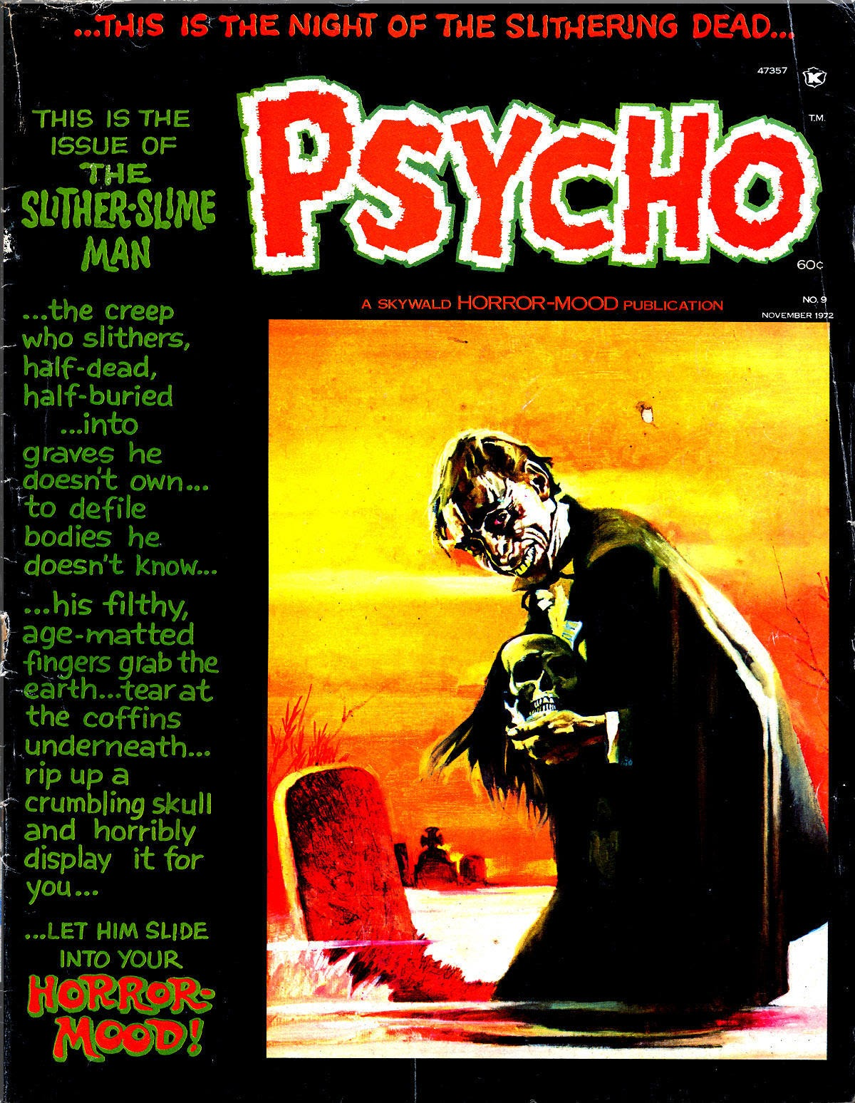 Psycho issue 9 - Page 1
