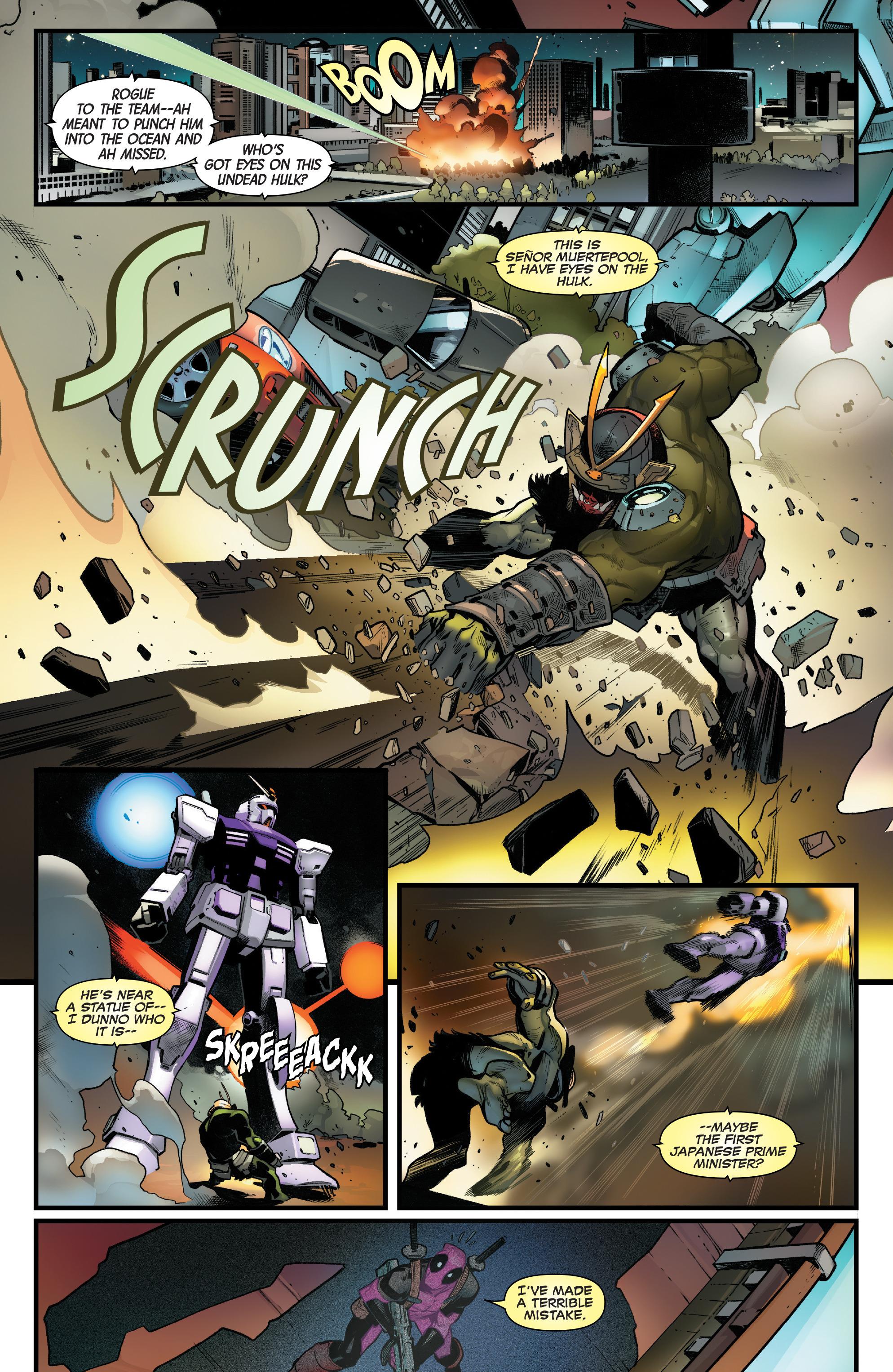 Read online Uncanny Avengers [II] comic -  Issue #16 - 14