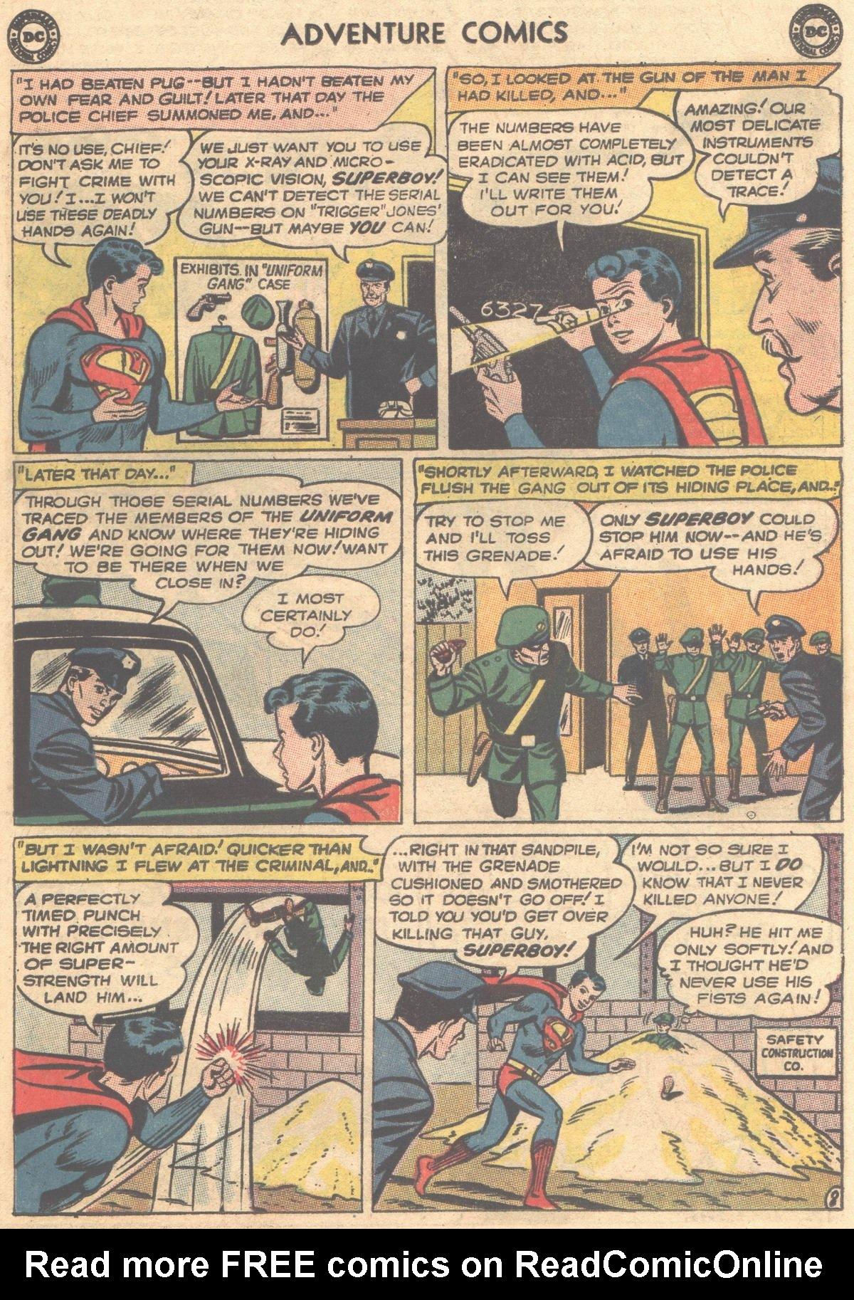 Read online Adventure Comics (1938) comic -  Issue #325 - 31